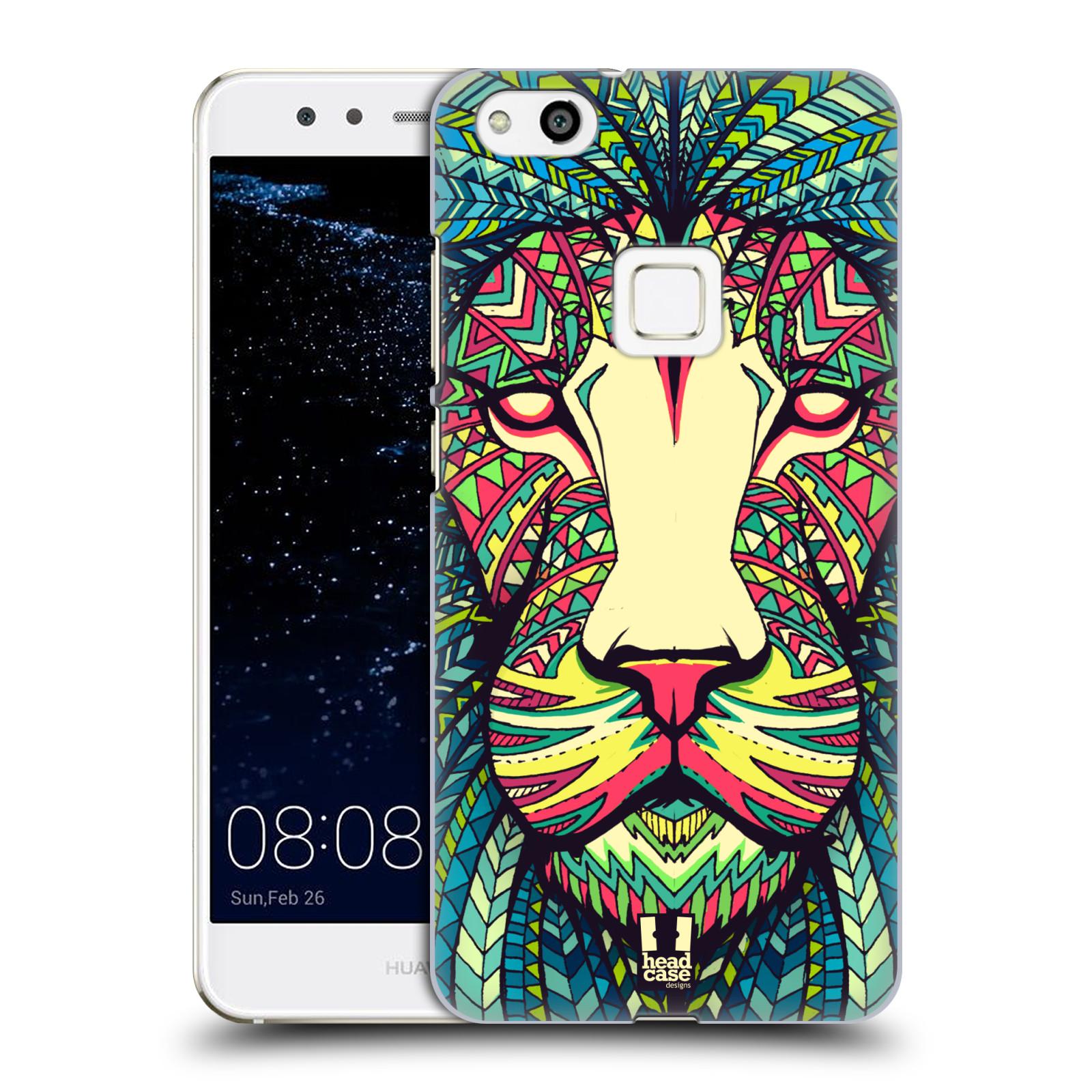 Plastové pouzdro na mobil Huawei P10 Lite Head Case - AZTEC LEV (Plastový kryt či obal na mobilní telefon Huawei P10 Lite Dual SIM (LX1/LX1A))