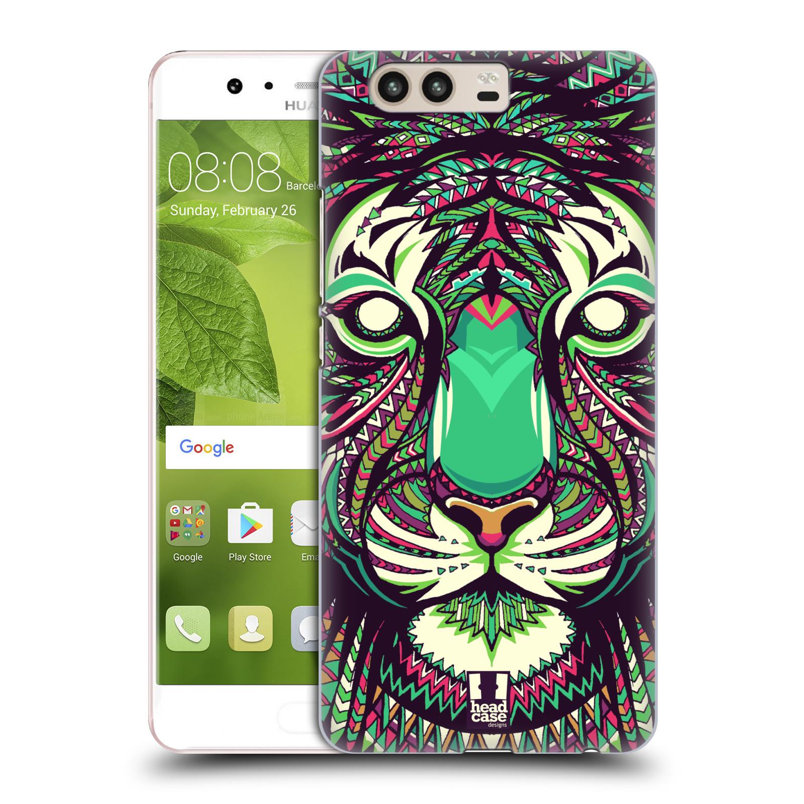 Plastové pouzdro na mobil Huawei P10 - Head Case AZTEC TYGR