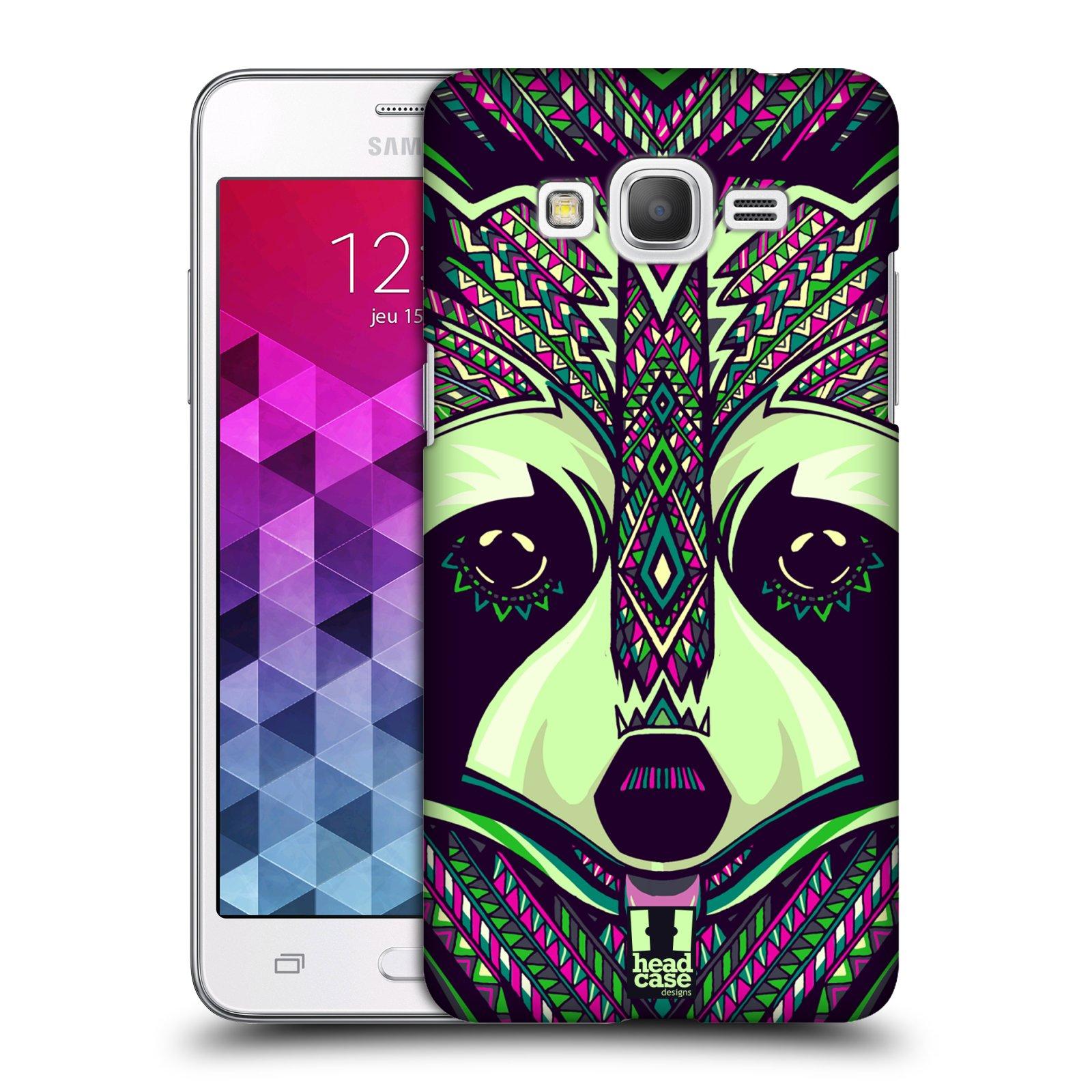 Plastové pouzdro na mobil Samsung Galaxy Grand Prime HEAD CASE AZTEC MÝVAL