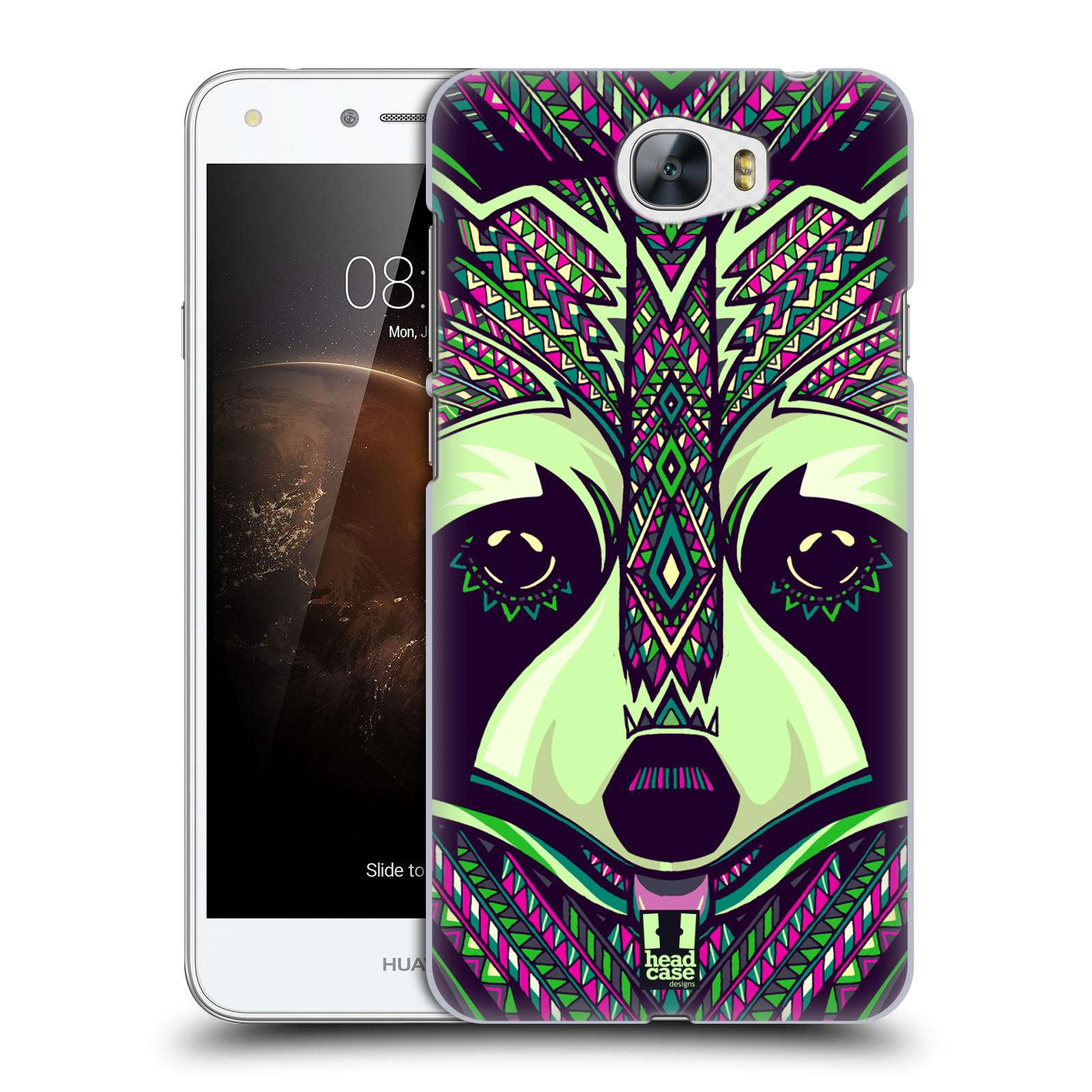 Plastové pouzdro na mobil Huawei Y5 II HEAD CASE AZTEC MÝVAL