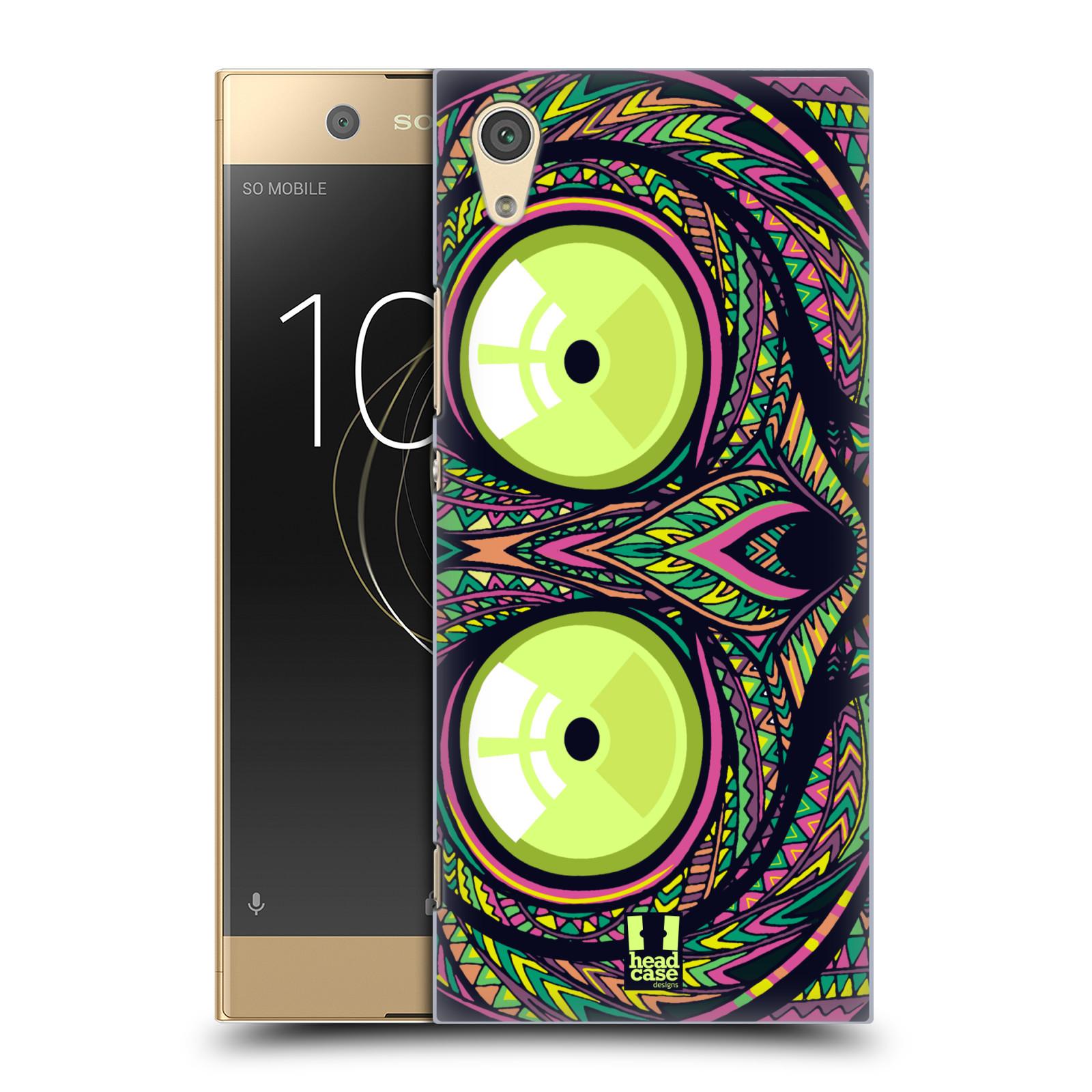 Plastové pouzdro na mobil Sony Xperia XA1 - Head Case - AZTEC NÁRTOUN