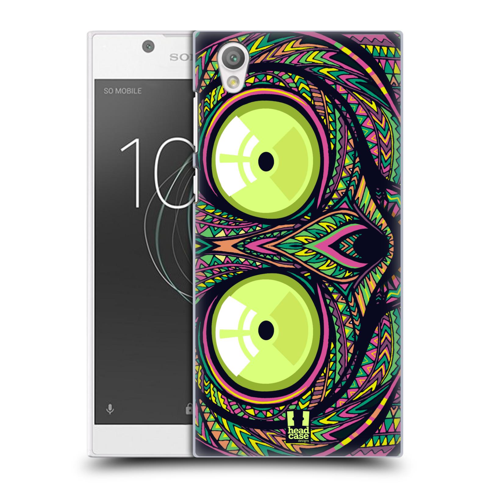 Plastové pouzdro na mobil Sony Xperia L1 - Head Case - AZTEC NÁRTOUN