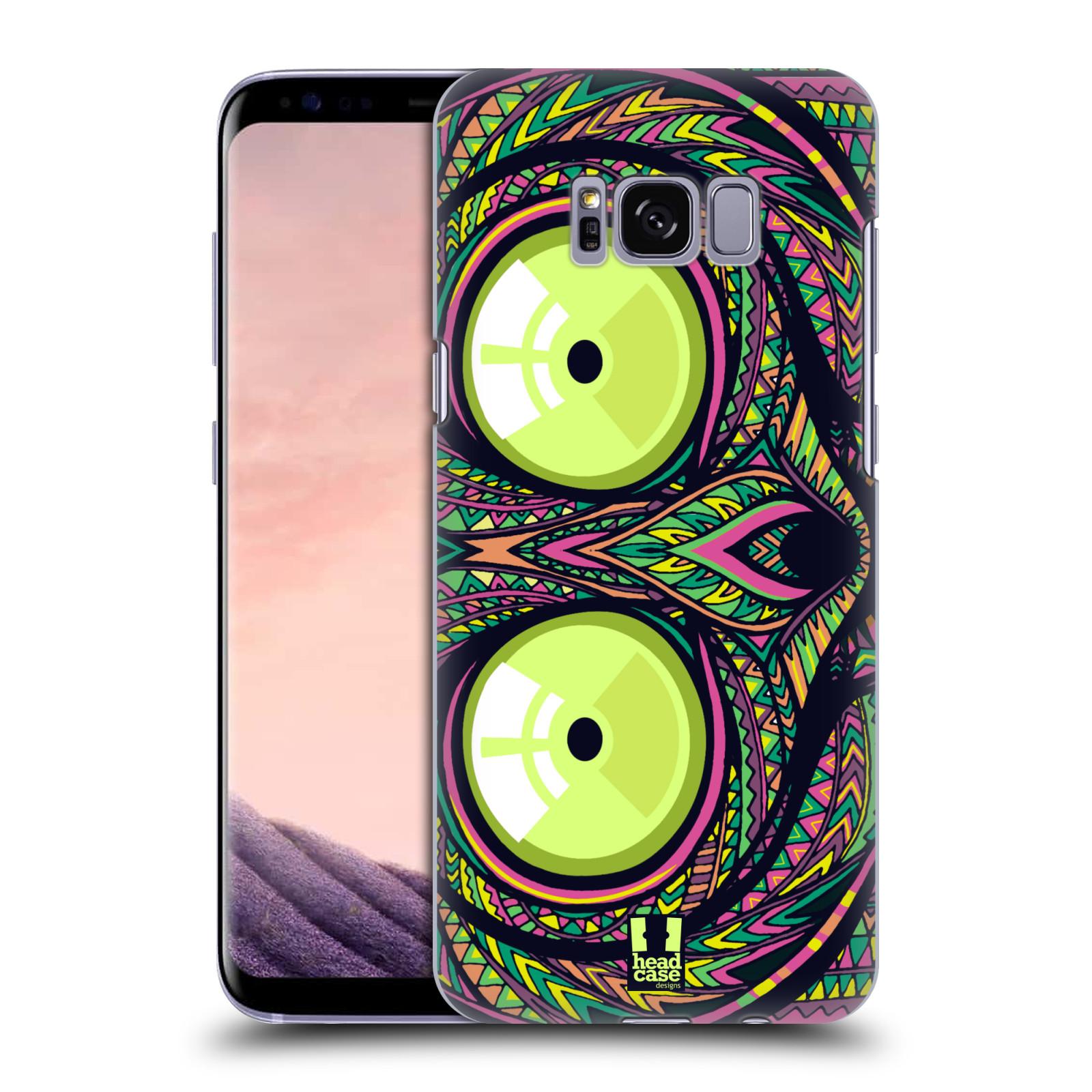 Plastové pouzdro na mobil Samsung Galaxy S8 Head Case AZTEC NÁRTOUN
