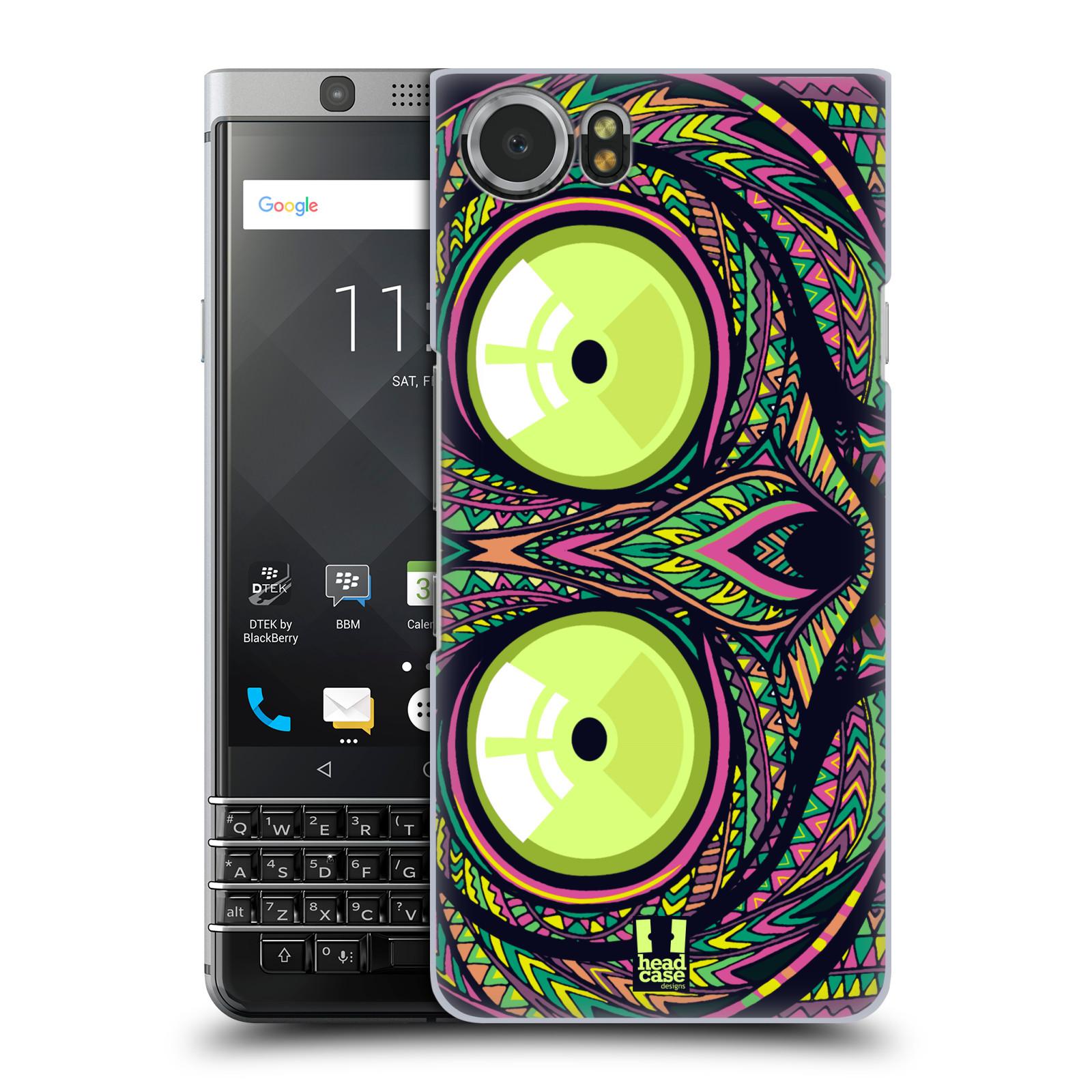 Plastové pouzdro na mobil BlackBerry KEYone - Head Case - AZTEC NÁRTOUN