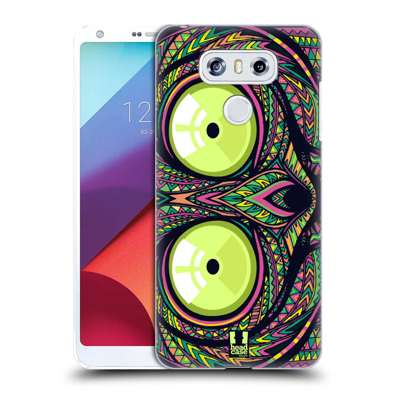 Plastové pouzdro na mobil LG G6 - Head Case AZTEC NÁRTOUN