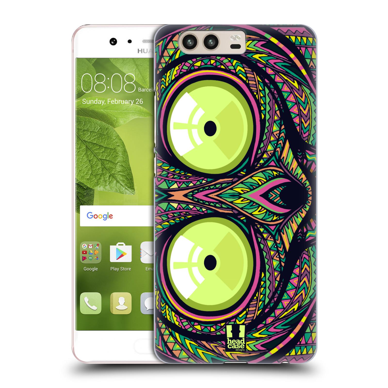 Plastové pouzdro na mobil Huawei P10 - Head Case AZTEC NÁRTOUN