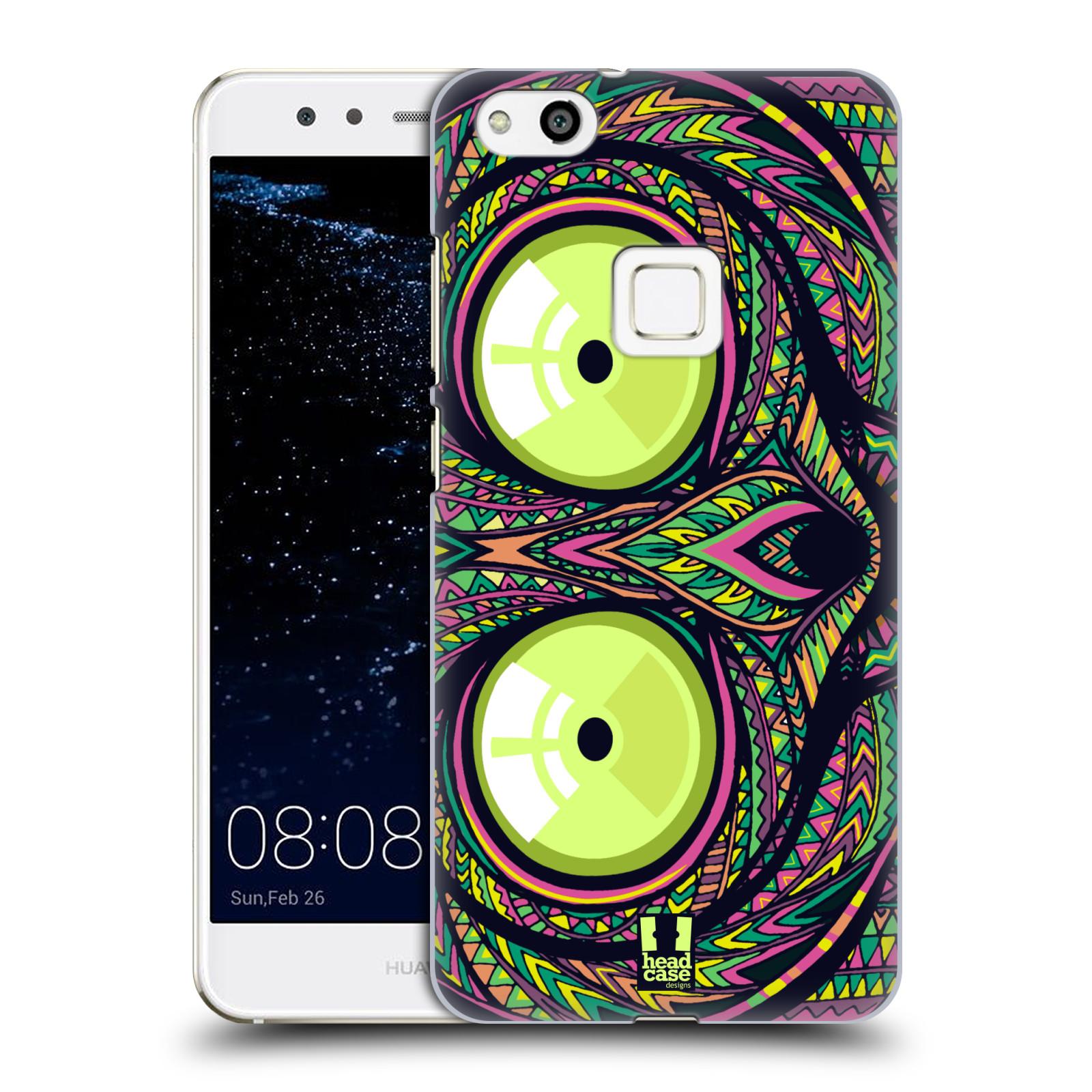 Plastové pouzdro na mobil Huawei P10 Lite Head Case - AZTEC NÁRTOUN (Plastový kryt či obal na mobilní telefon Huawei P10 Lite Dual SIM (LX1/LX1A))