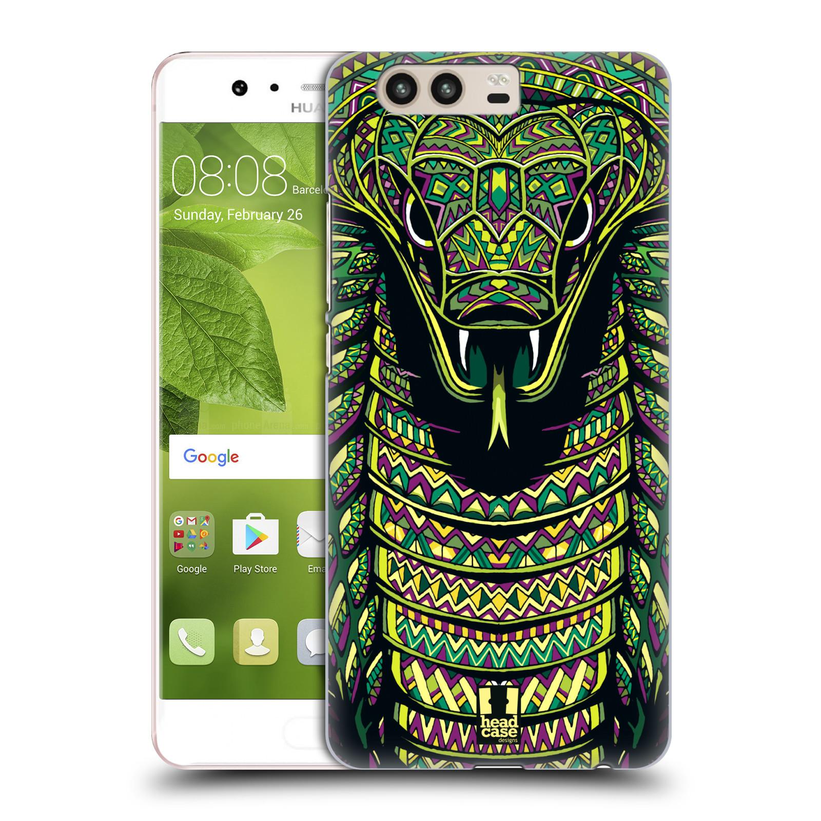 Plastové pouzdro na mobil Huawei P10 - Head Case AZTEC HAD