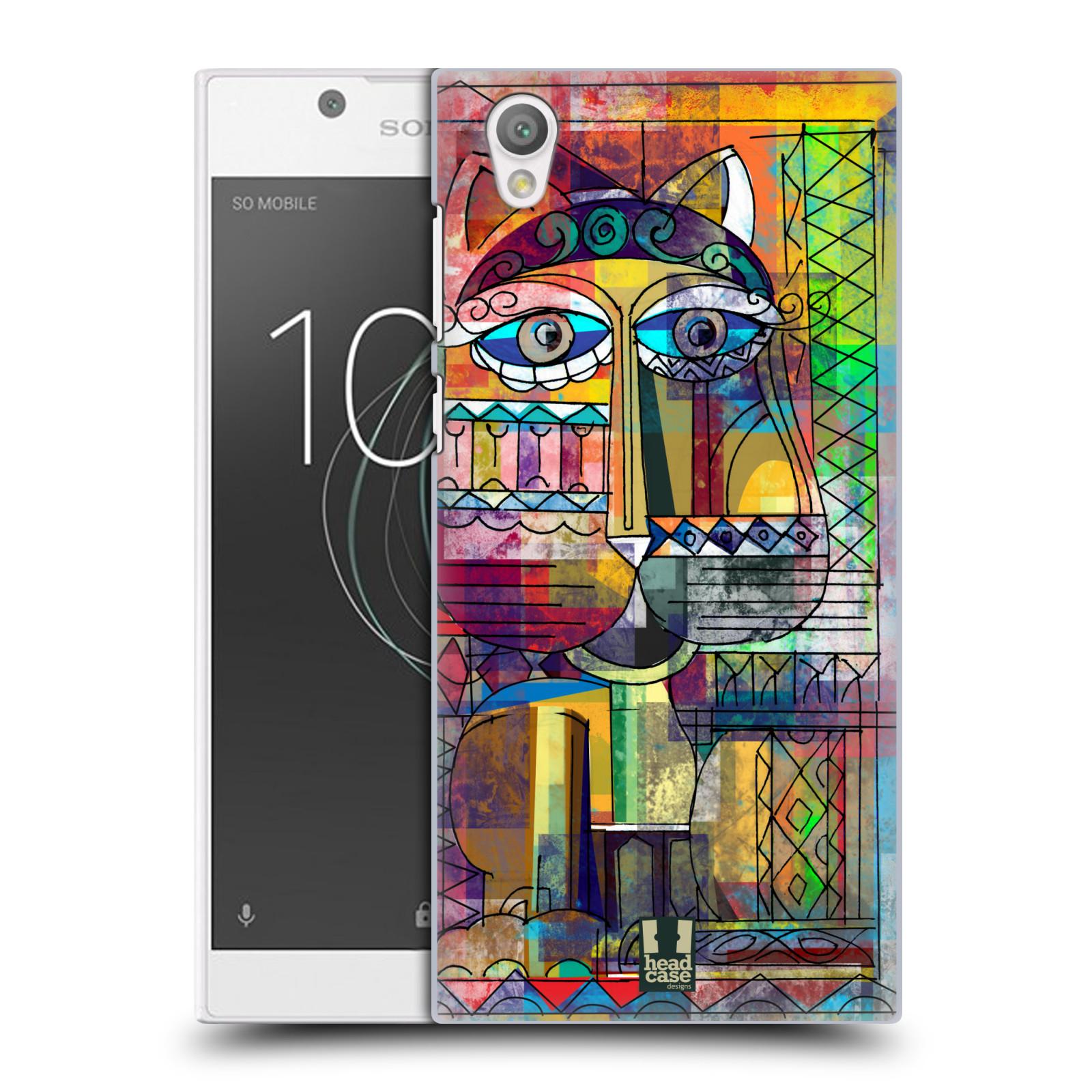 Plastové pouzdro na mobil Sony Xperia L1 - Head Case - AZTEC KORAT