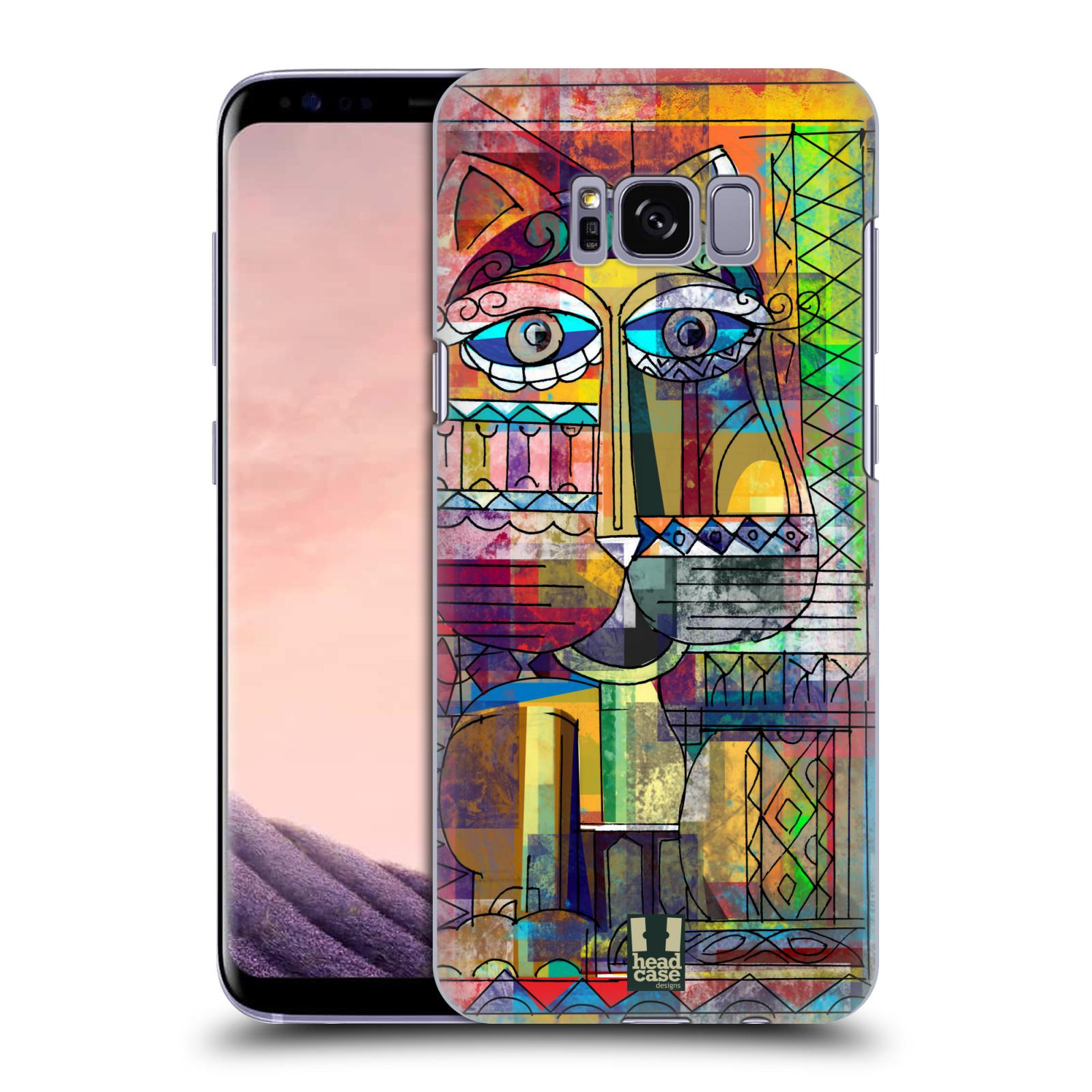 Plastové pouzdro na mobil Samsung Galaxy S8 Head Case AZTEC KORAT