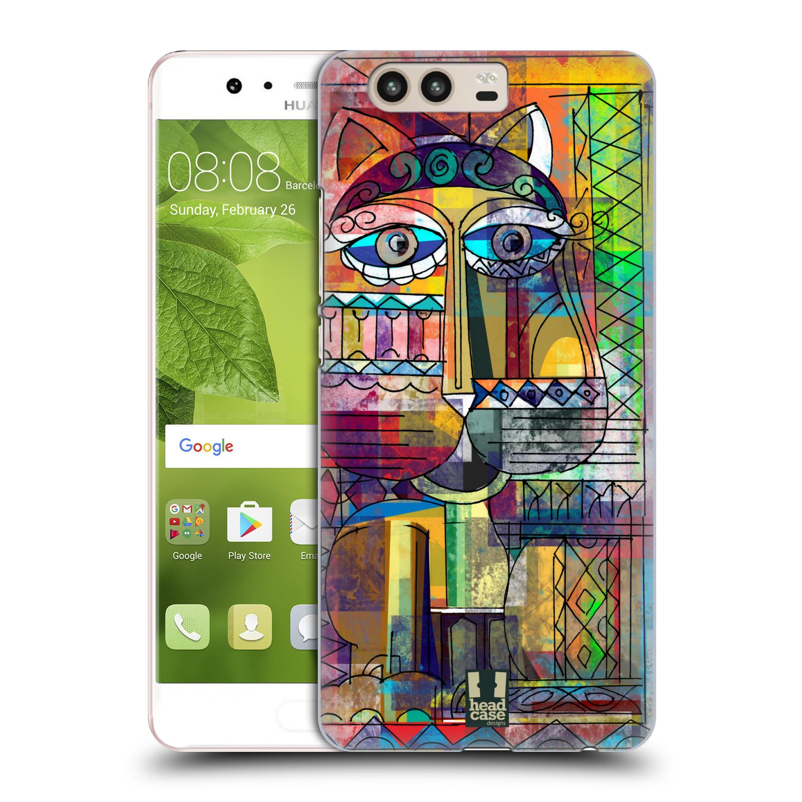 Plastové pouzdro na mobil Huawei P10 - Head Case AZTEC KORAT