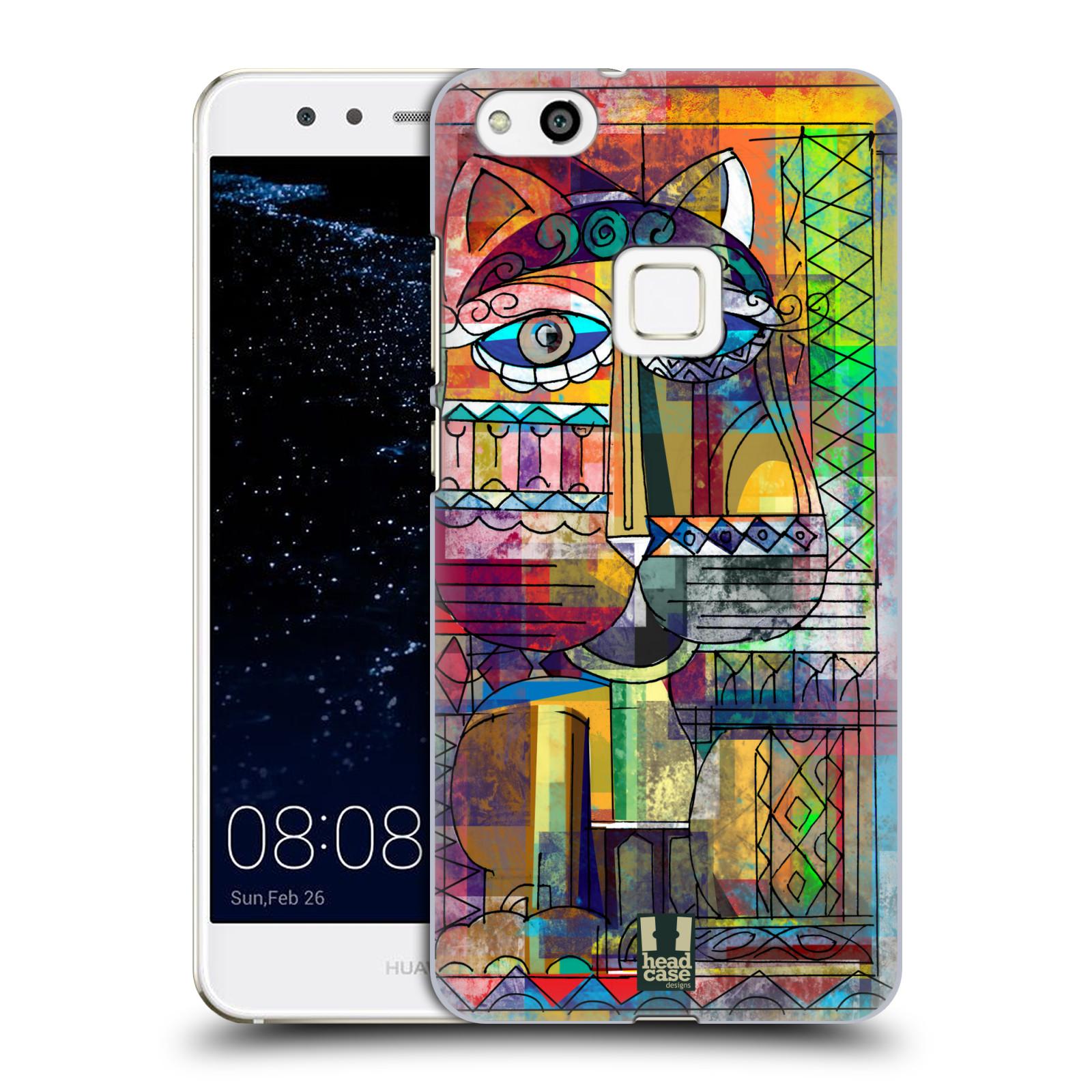 Plastové pouzdro na mobil Huawei P10 Lite Head Case - AZTEC KORAT (Plastový kryt či obal na mobilní telefon Huawei P10 Lite Dual SIM (LX1/LX1A))