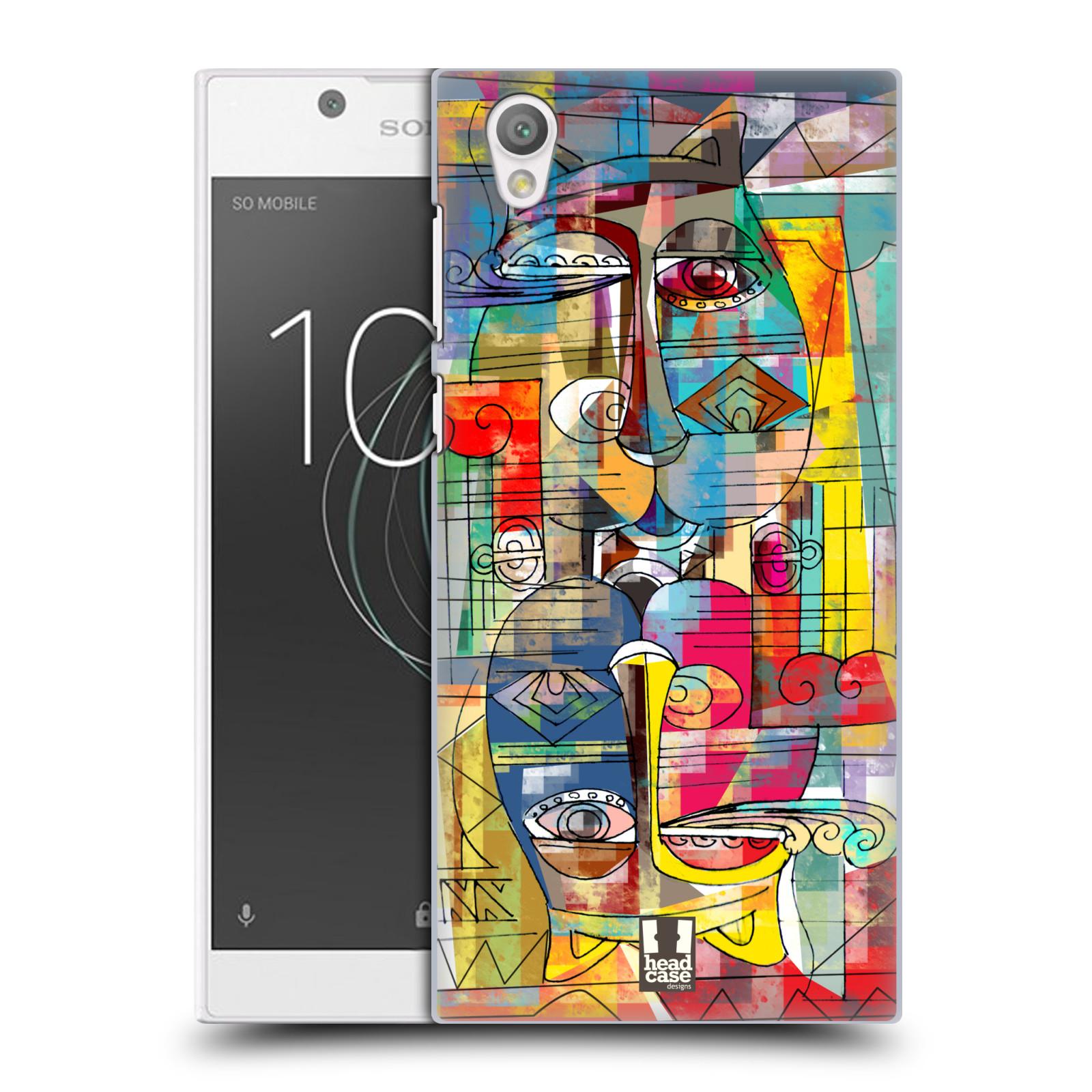 Plastové pouzdro na mobil Sony Xperia L1 - Head Case - AZTEC MANX