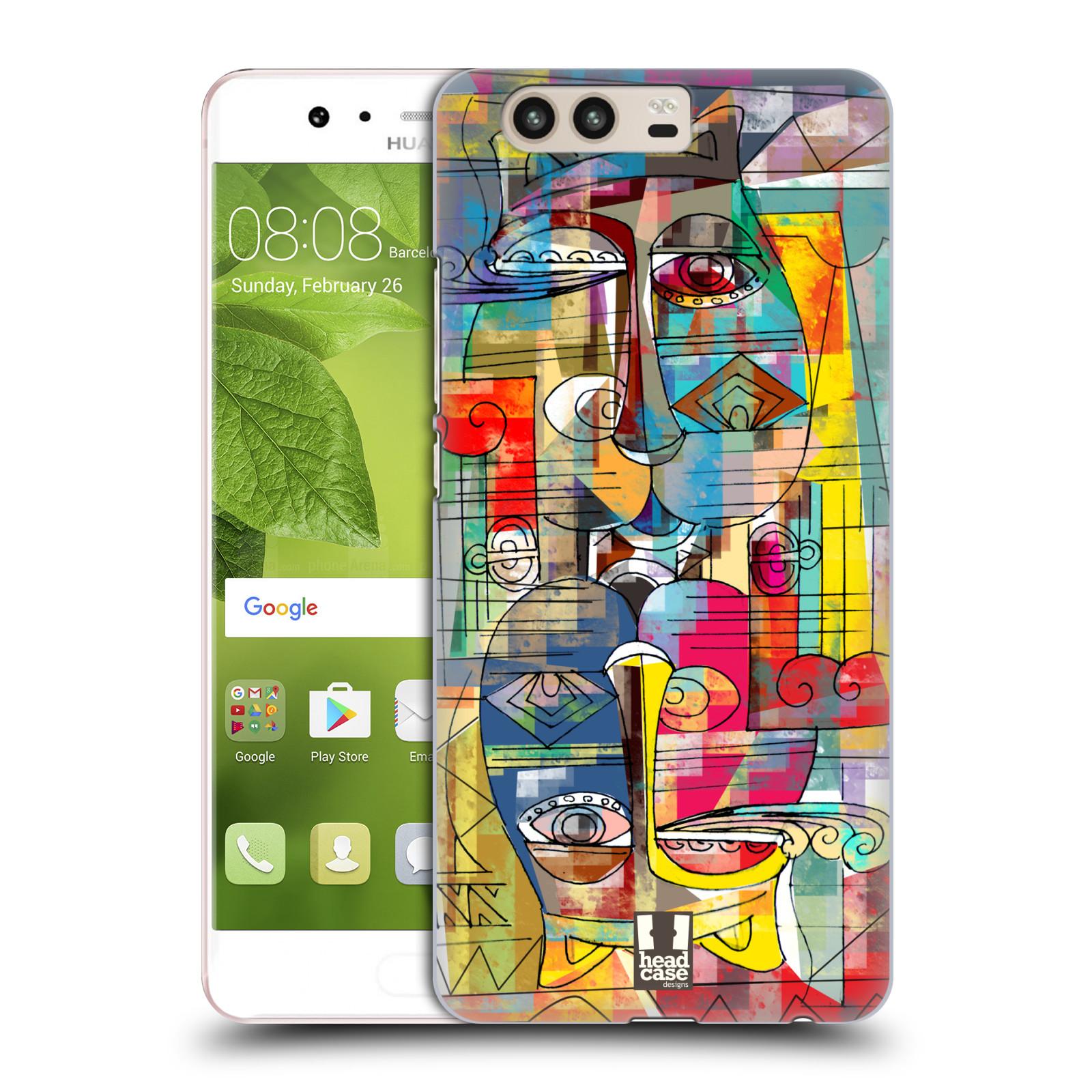 Plastové pouzdro na mobil Huawei P10 - Head Case AZTEC MANX
