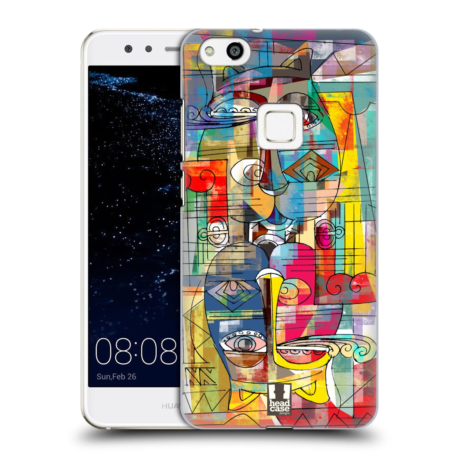 Plastové pouzdro na mobil Huawei P10 Lite Head Case - AZTEC MANX (Plastový kryt či obal na mobilní telefon Huawei P10 Lite Dual SIM (LX1/LX1A))