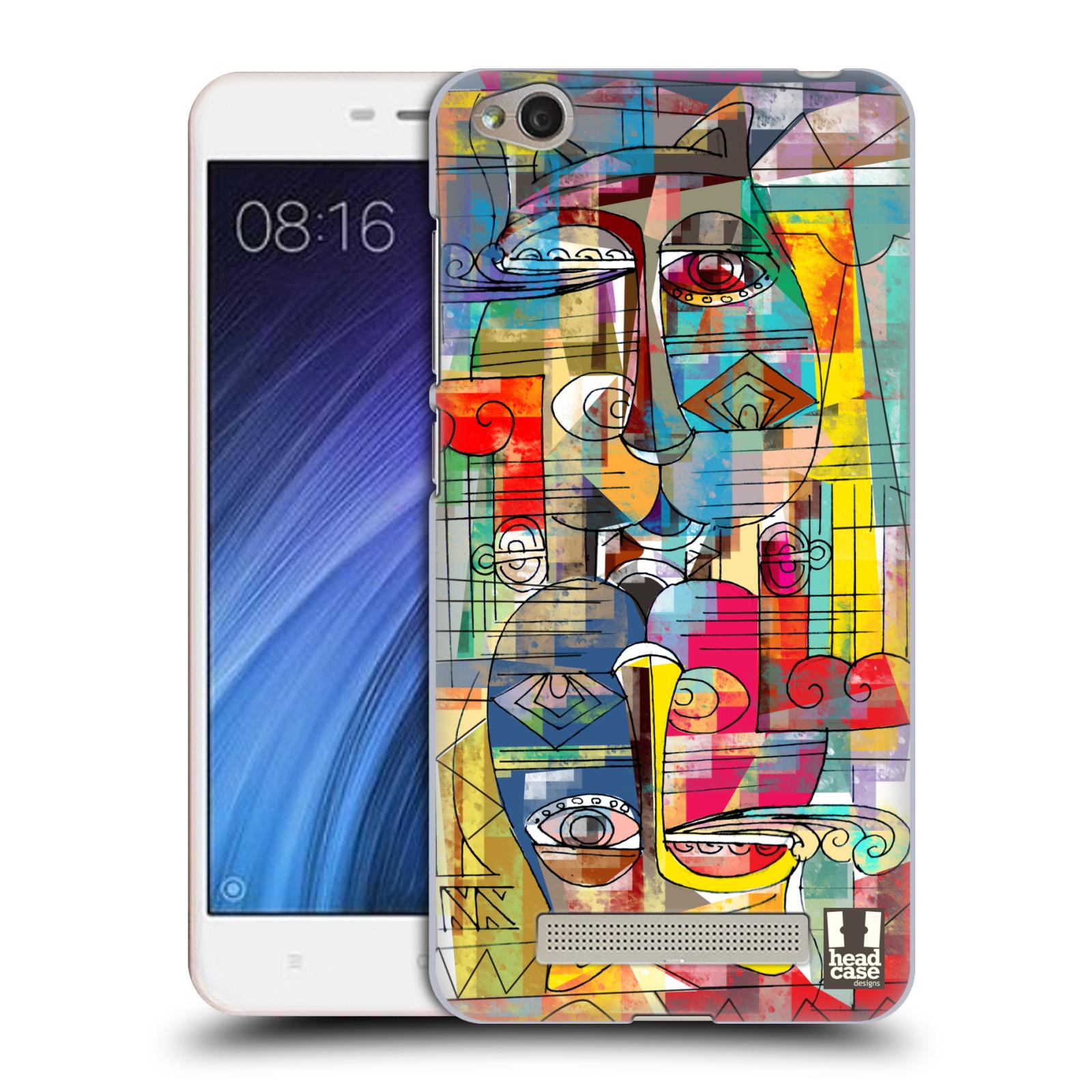 Plastové pouzdro na mobil Xiaomi Redmi 4A HEAD CASE AZTEC MANX