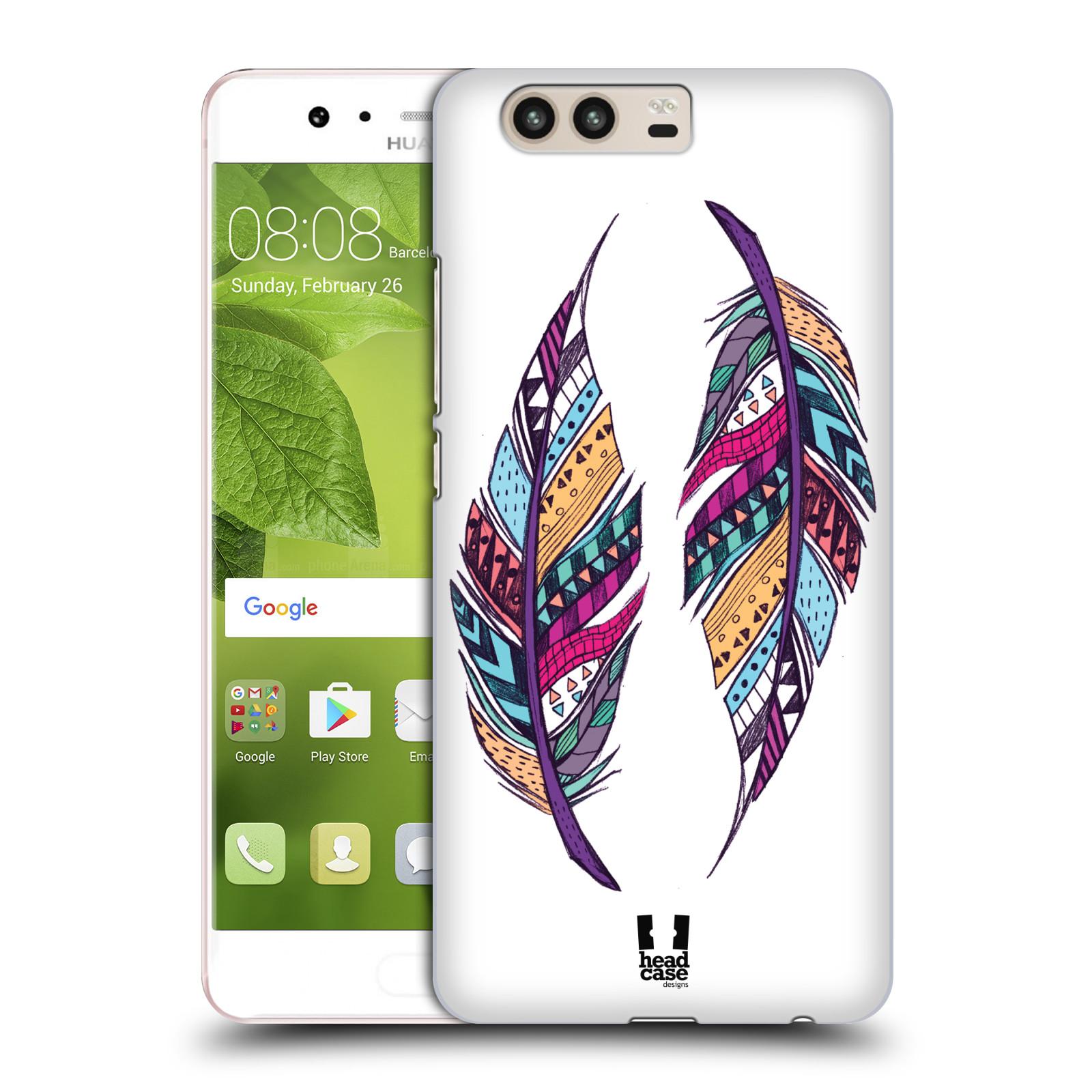 Plastové pouzdro na mobil Huawei P10 - Head Case AZTEC PÍRKA