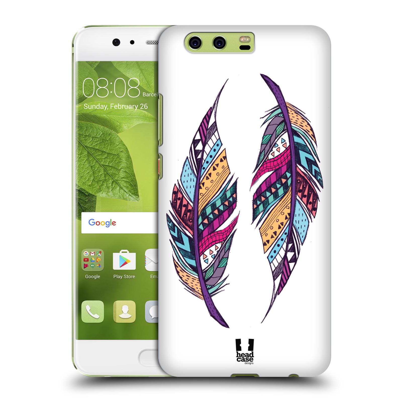 Plastové pouzdro na mobil Huawei P10 Plus - Head Case AZTEC PÍRKA