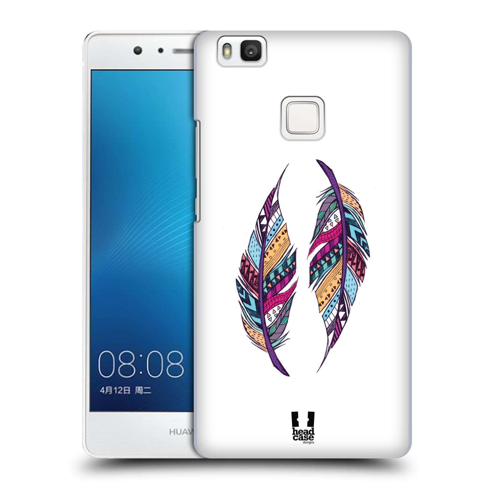 Plastové pouzdro na mobil Huawei P9 Lite HEAD CASE AZTEC PÍRKA