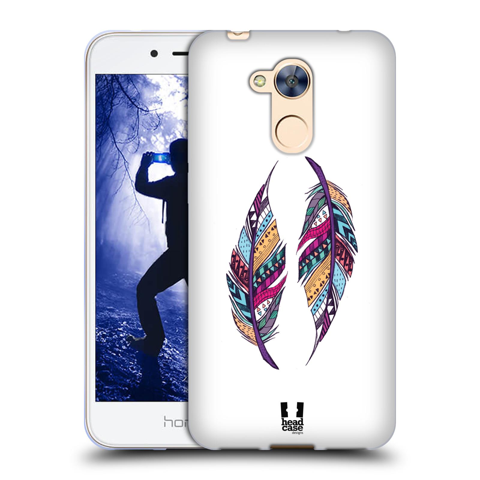 Silikonové pouzdro na mobil Honor 6A - Head Case - AZTEC PÍRKA