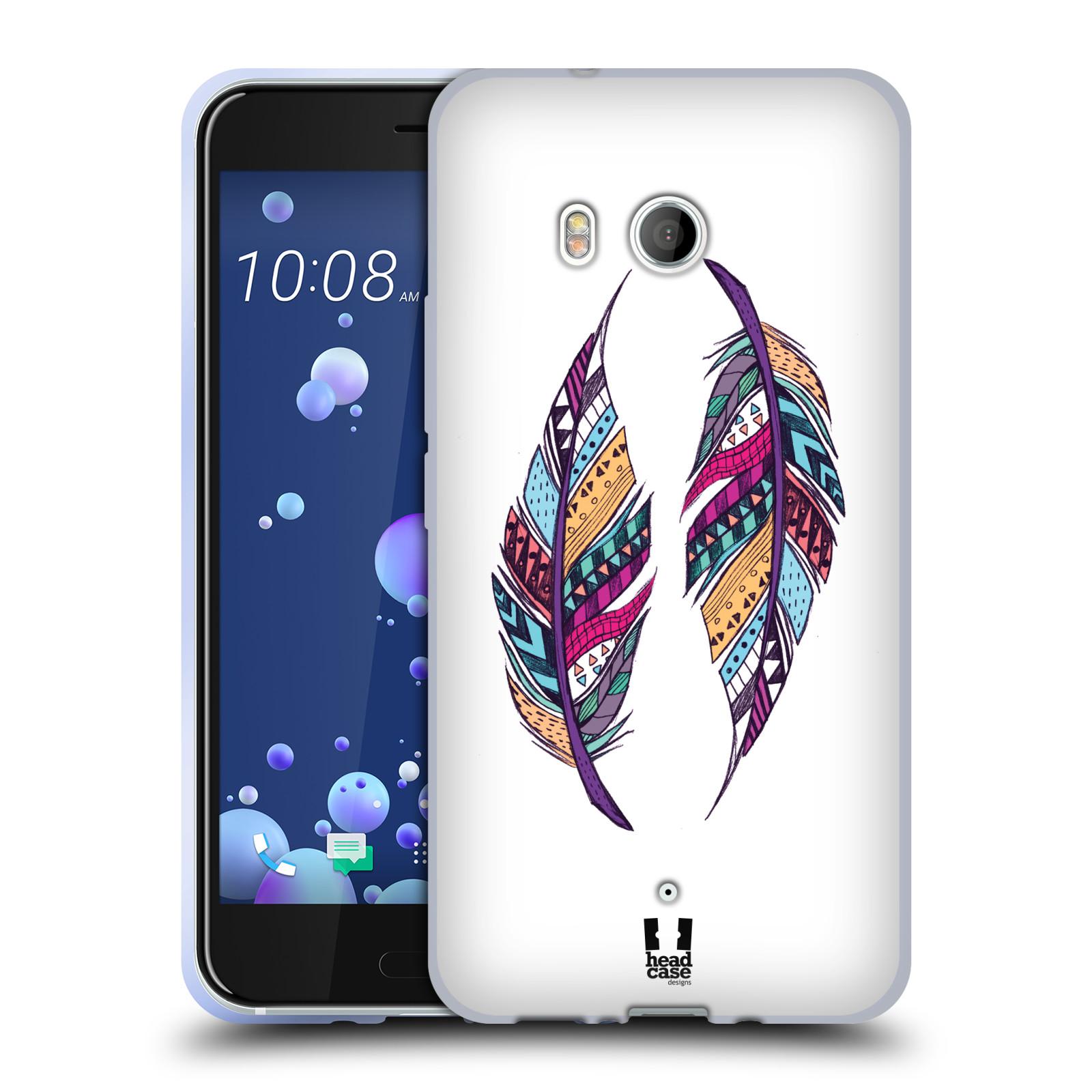 Silikonové pouzdro na mobil HTC U11 - Head Case - AZTEC PÍRKA