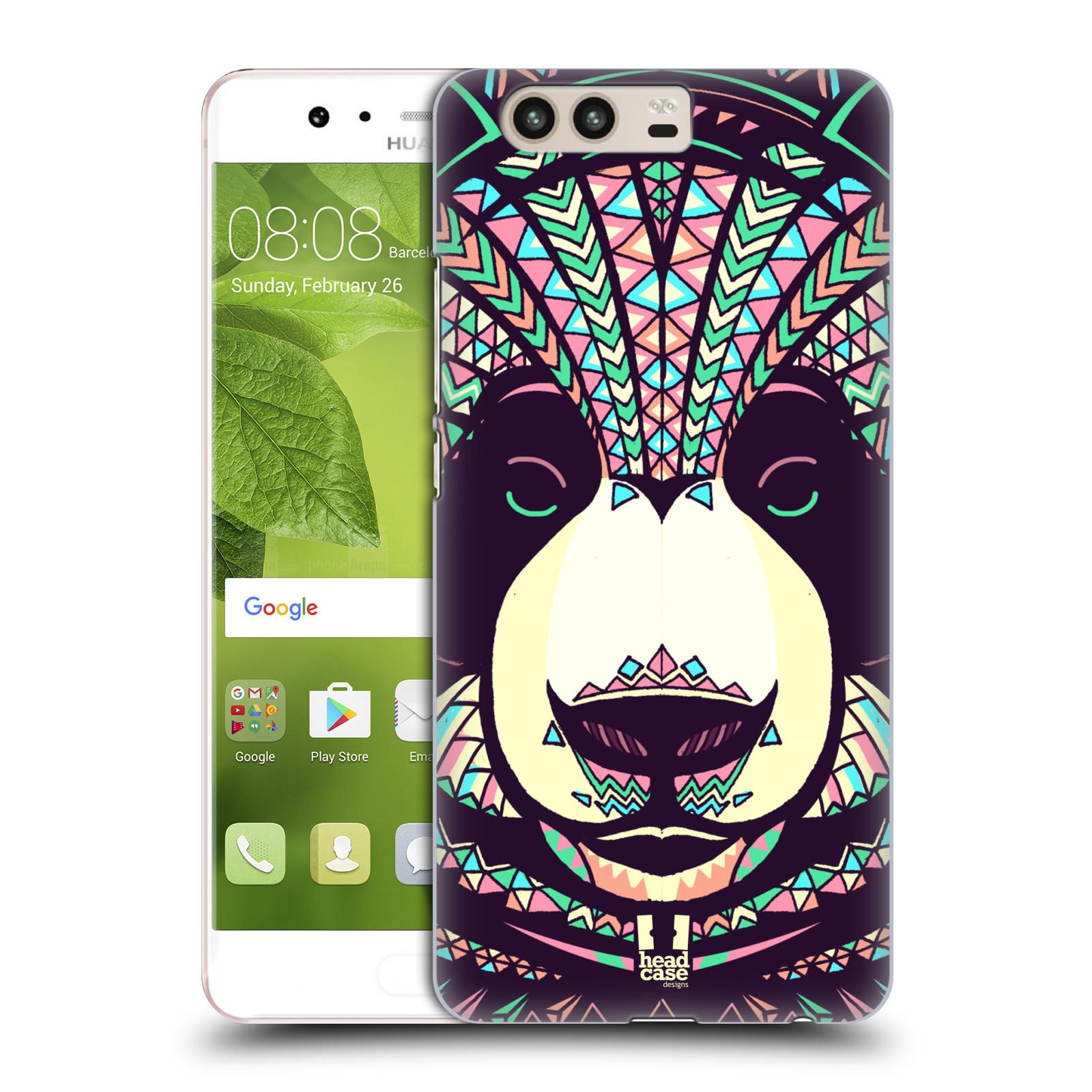 Plastové pouzdro na mobil Huawei P10 - Head Case AZTEC PANDA