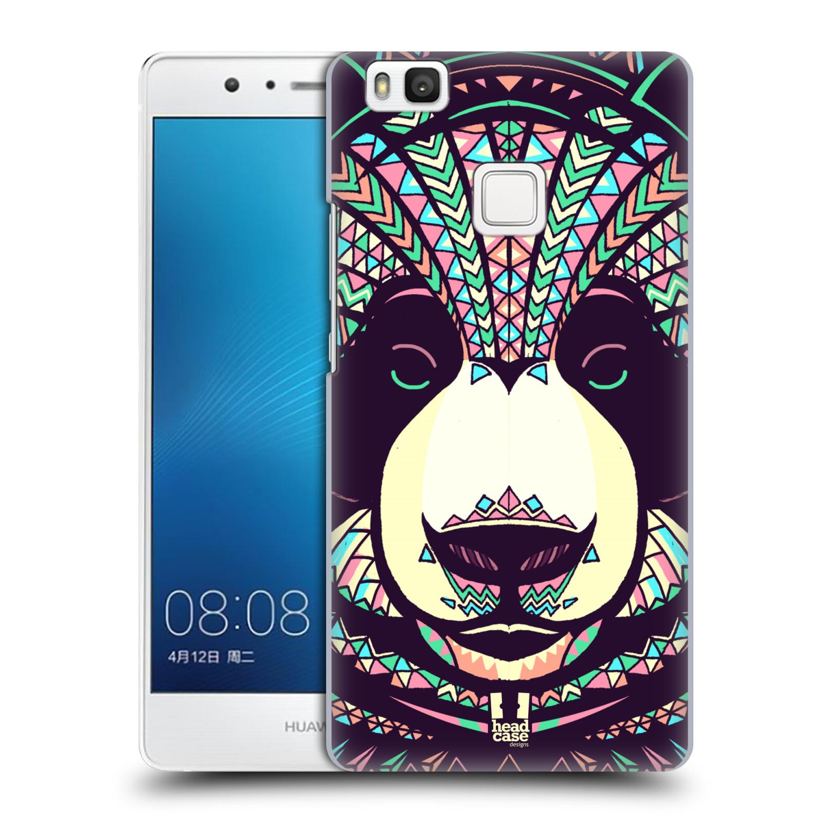 Plastové pouzdro na mobil Huawei P9 Lite HEAD CASE AZTEC PANDA
