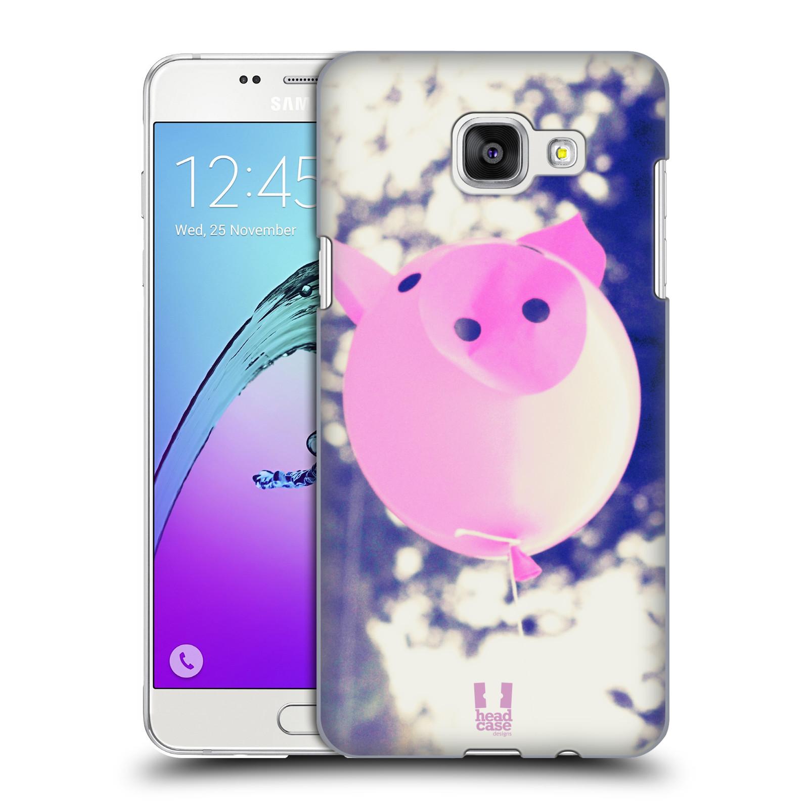 Plastové pouzdro na mobil Samsung Galaxy A5 (2016) HEAD CASE BALON PAŠÍK