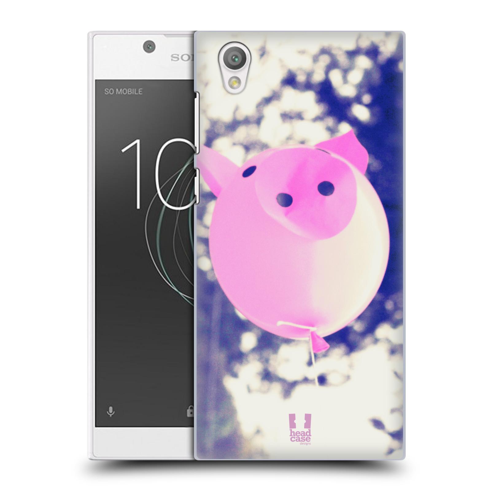 Plastové pouzdro na mobil Sony Xperia L1 - Head Case - BALON PAŠÍK