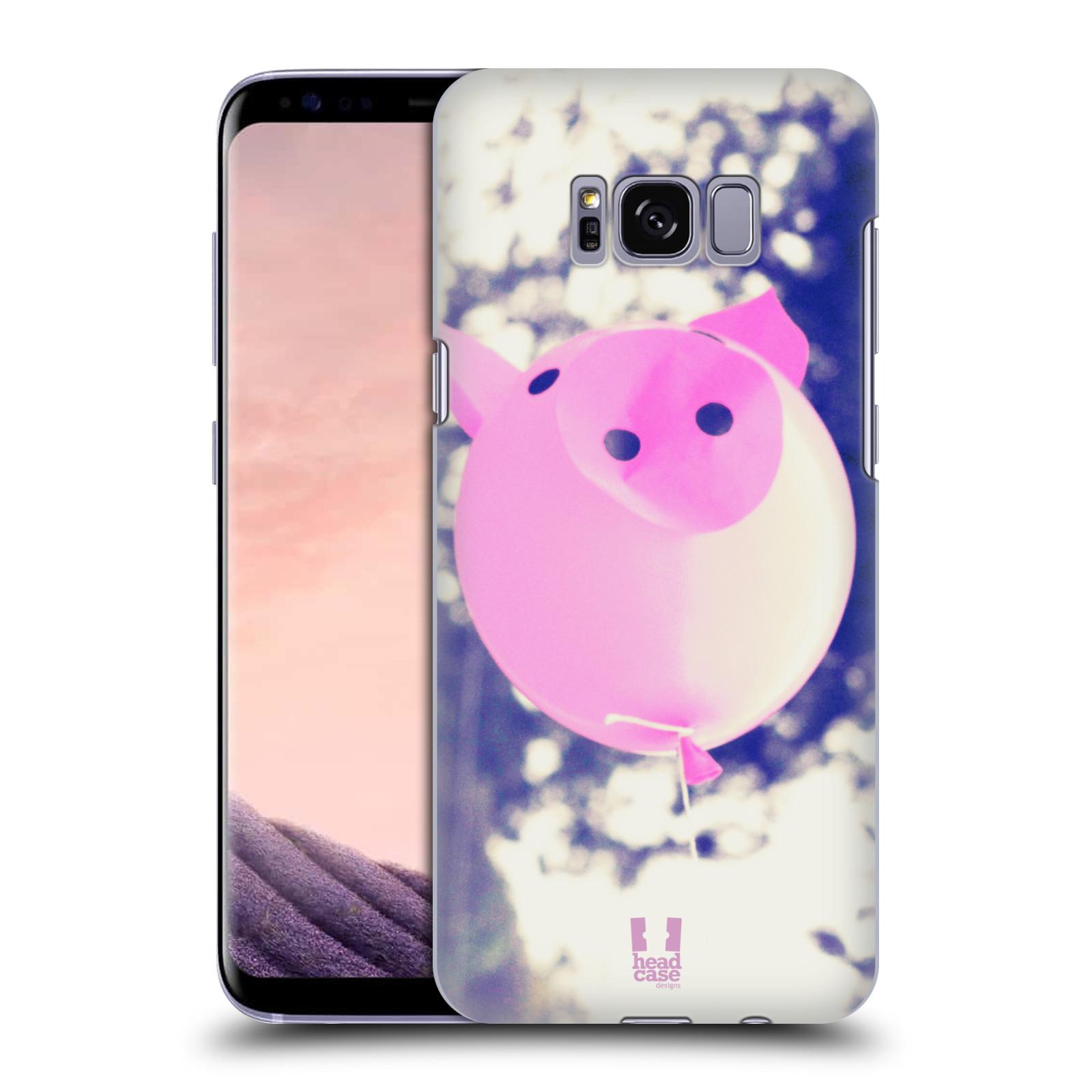 Plastové pouzdro na mobil Samsung Galaxy S8 Head Case BALON PAŠÍK