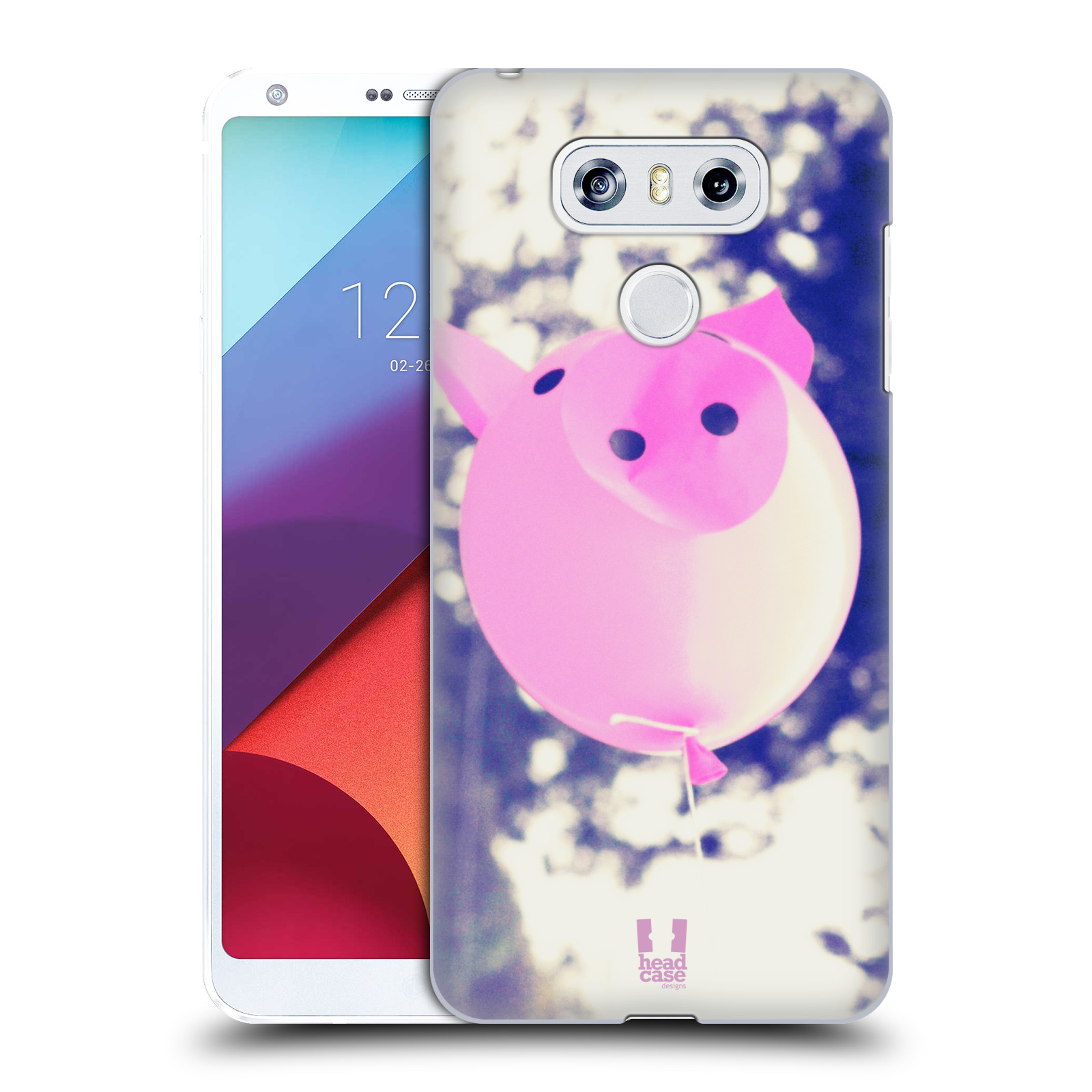 Plastové pouzdro na mobil LG G6 - Head Case BALON PAŠÍK