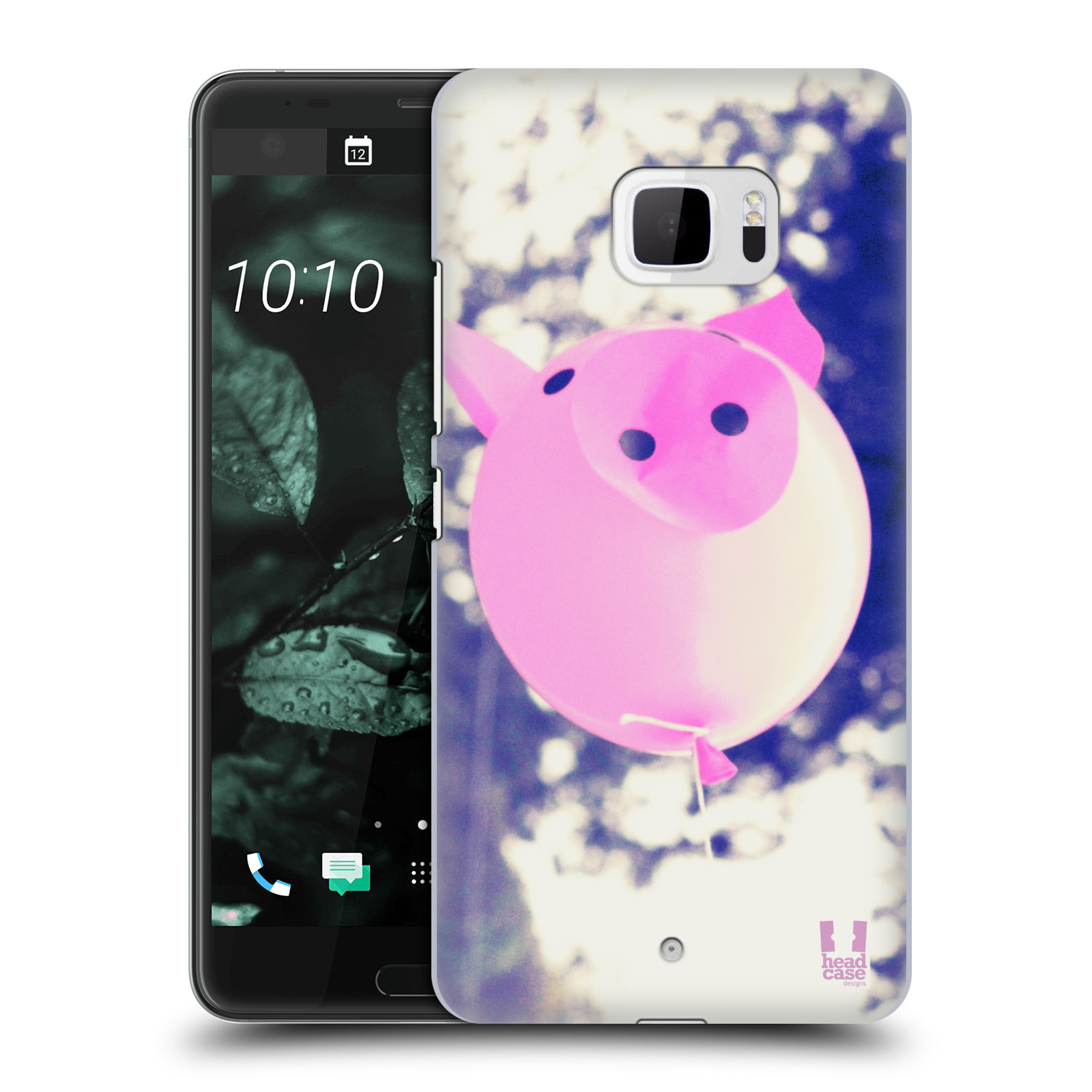 Plastové pouzdro na mobil HTC U Ultra Head Case - BALON PAŠÍK