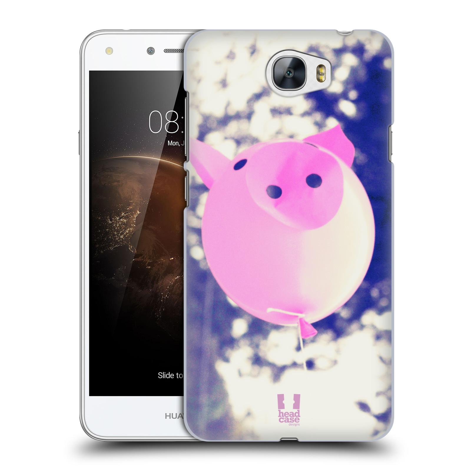 Plastové pouzdro na mobil Huawei Y5 II HEAD CASE BALON PAŠÍK