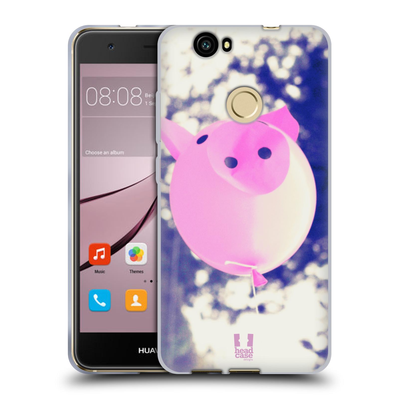Silikonové pouzdro na mobil Huawei Nova - Head Case - BALON PAŠÍK