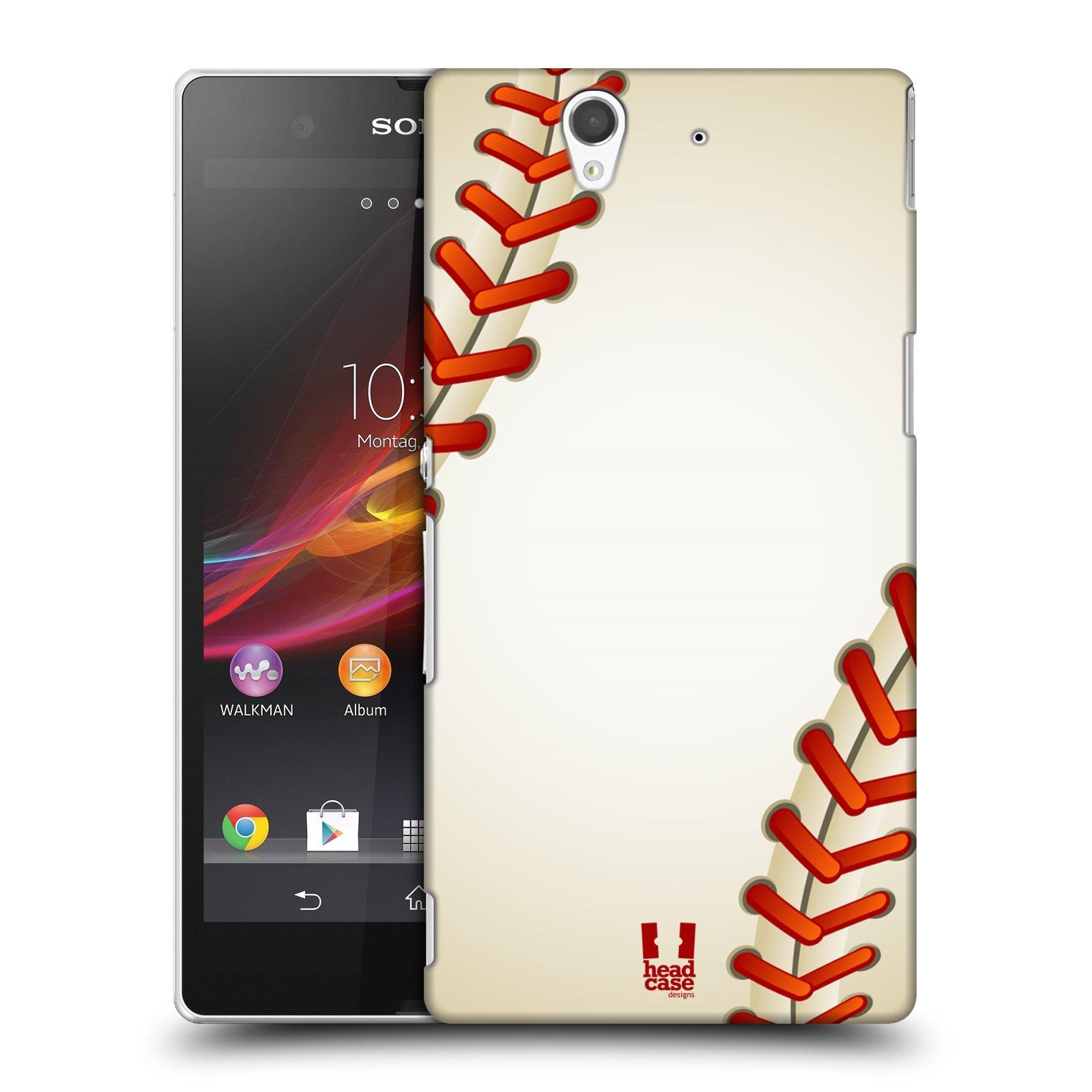 Plastové pouzdro na mobil Sony Xperia Z C6603 HEAD CASE KRIKEŤÁK (Kryt či obal na mobilní telefon Sony Xperia Z )