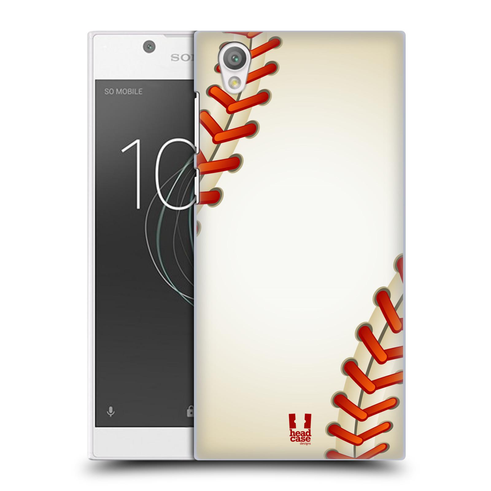 Plastové pouzdro na mobil Sony Xperia L1 - Head Case - Baseballový míček