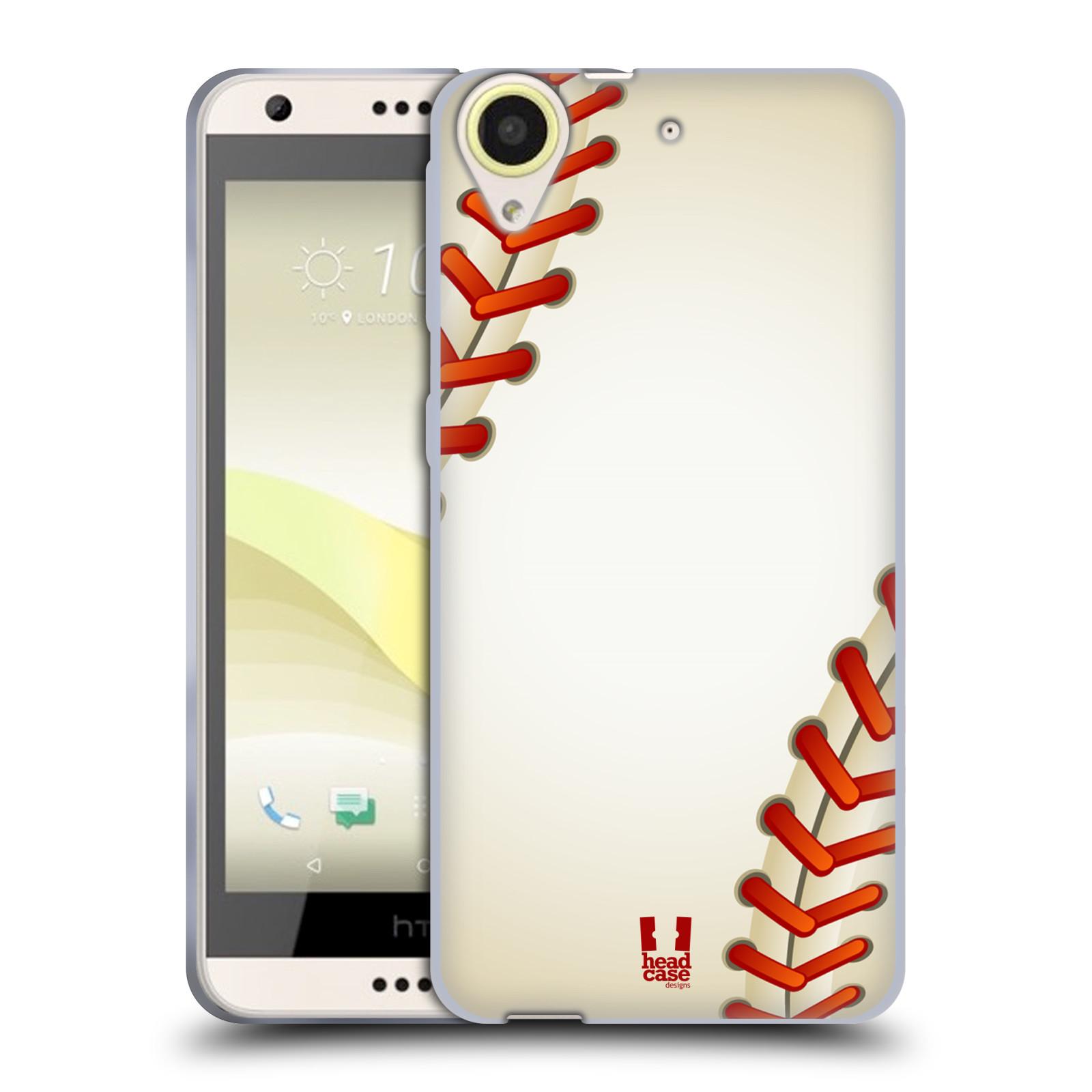 Silikonové pouzdro na mobil HTC Desire 650 HEAD CASE KRIKEŤÁK (Silikonový kryt či obal na mobilní telefon HTC Desire 650)