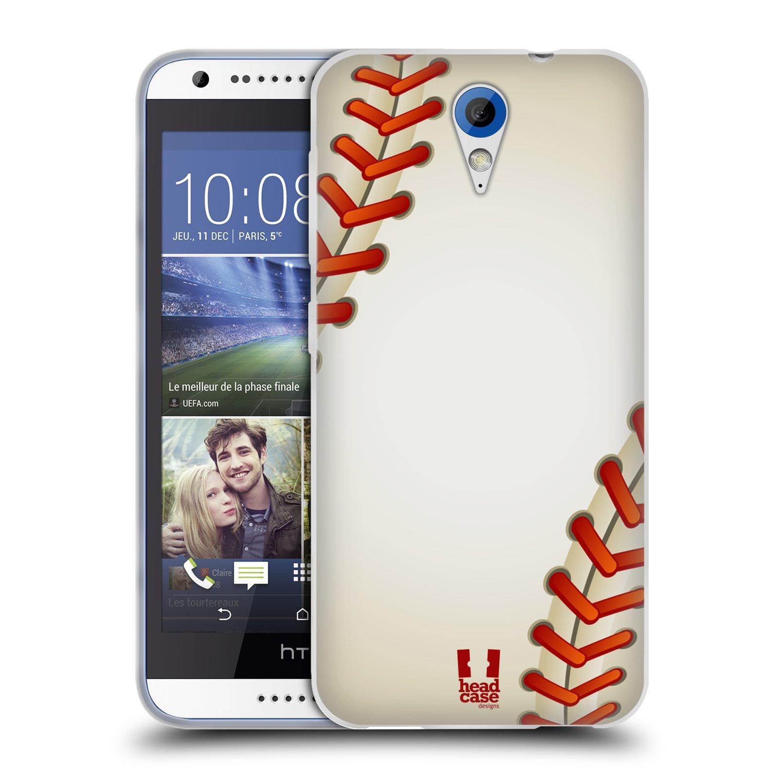 Silikonové pouzdro na mobil HTC Desire 620 HEAD CASE KRIKEŤÁK (Silikonový kryt či obal na mobilní telefon HTC Desire 620)