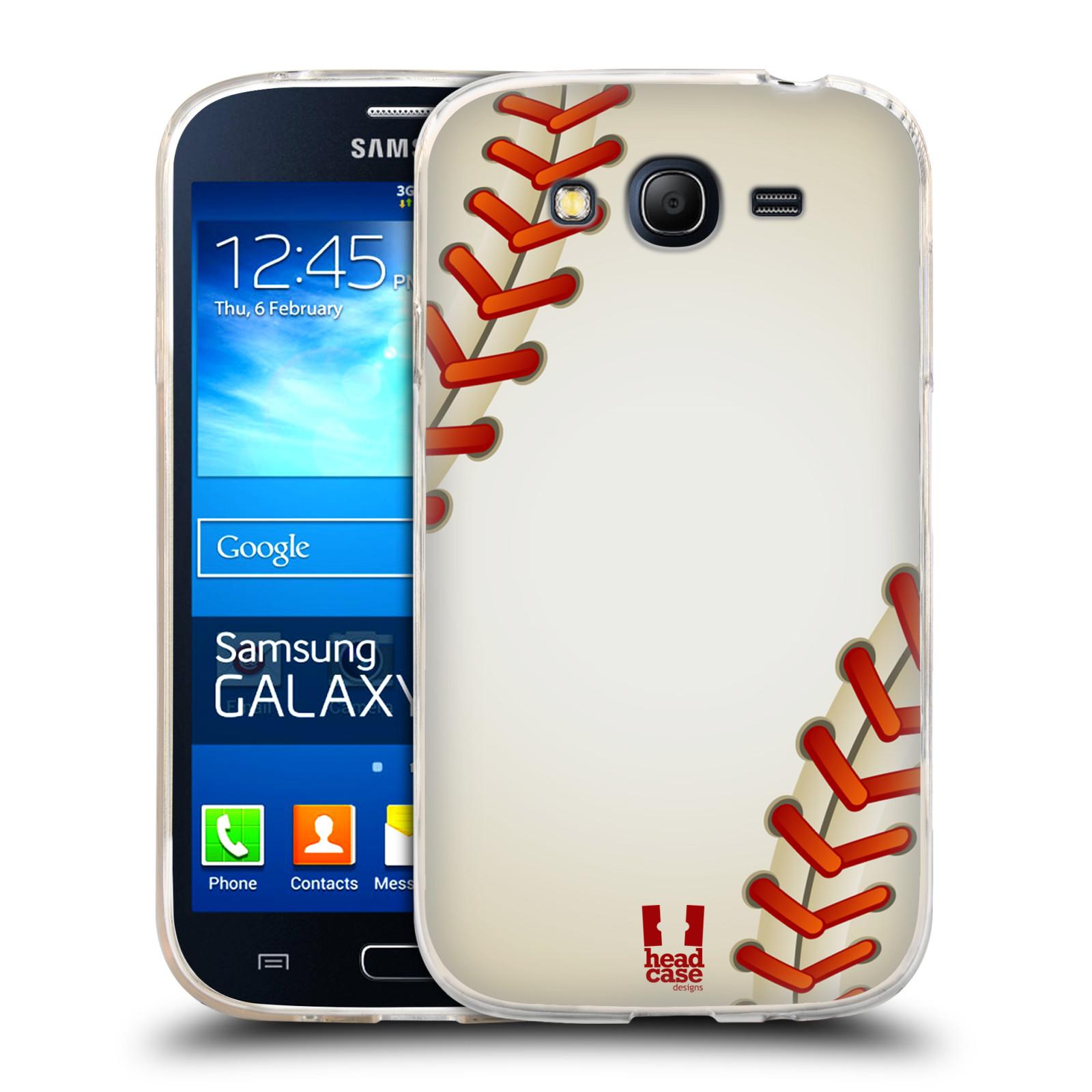 Silikonové pouzdro na mobil Samsung Galaxy Grand Neo Plus HEAD CASE KRIKEŤÁK (Silikonový kryt či obal na mobilní telefon Samsung Galaxy Grand Neo Plus Duos GT-I9060i)