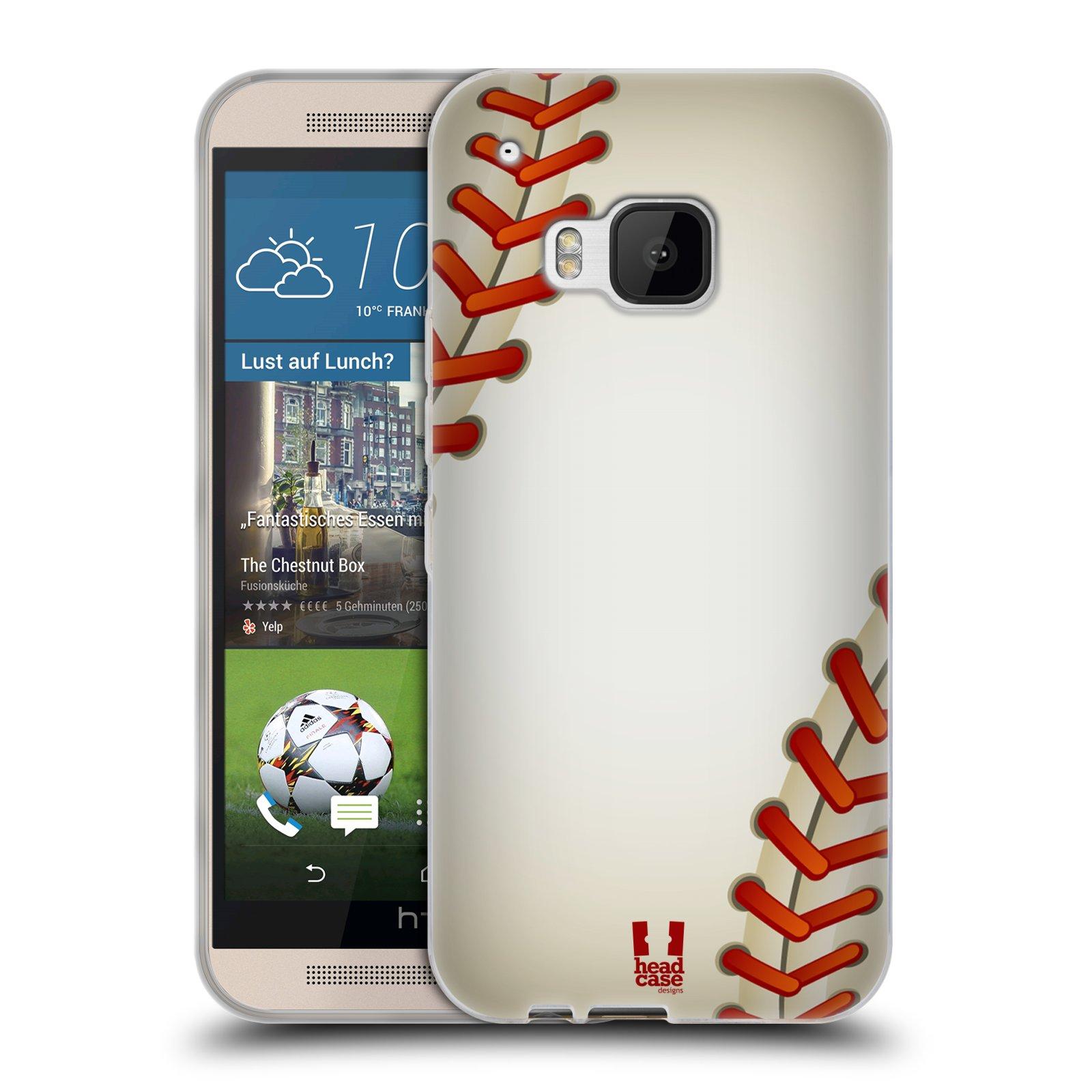 Silikonové pouzdro na mobil HTC ONE M9 HEAD CASE KRIKEŤÁK (Silikonový kryt či obal na mobilní telefon HTC ONE M9)