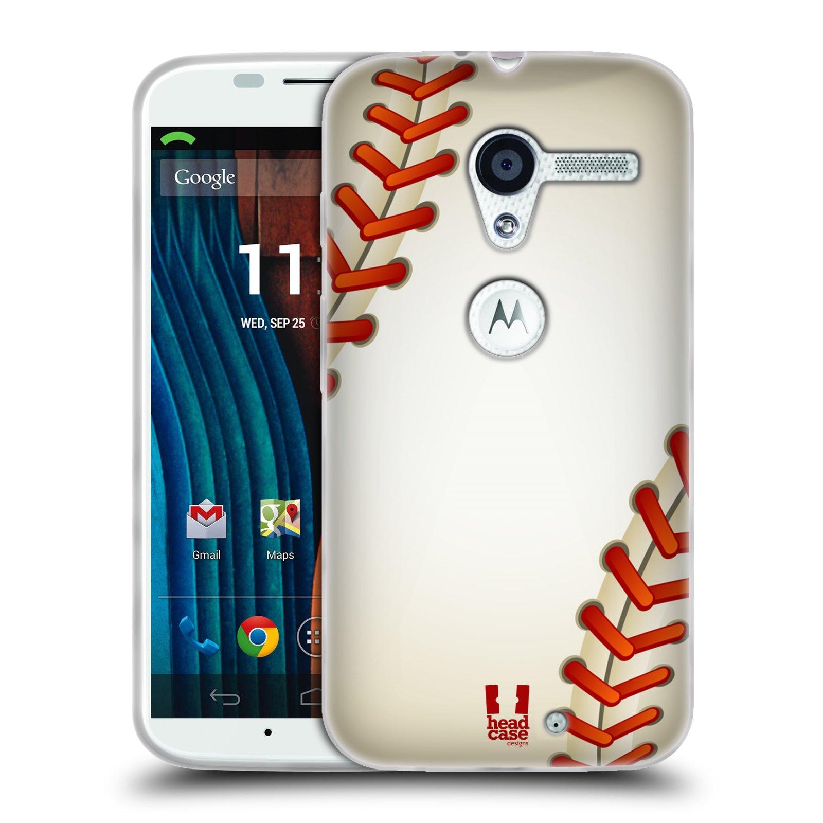 Silikonové pouzdro na mobil Motorola Moto X HEAD CASE KRIKEŤÁK (Silikonový kryt či obal na mobilní telefon Motorola Moto X)