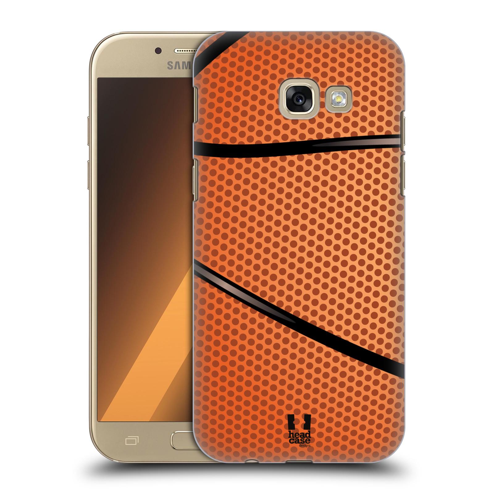 Plastové pouzdro na mobil Samsung Galaxy A5 (2017) HEAD CASE BASKEŤÁK