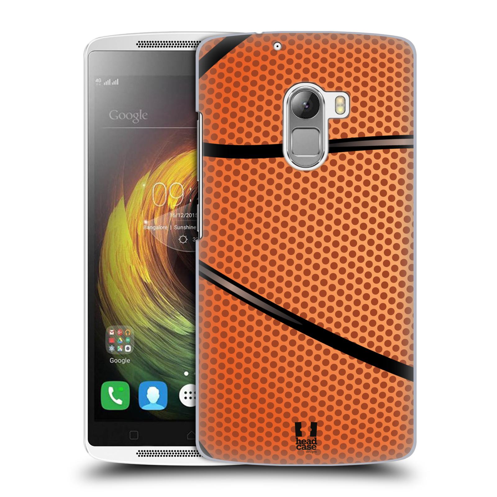 Plastové pouzdro na mobil Lenovo A7010 HEAD CASE BASKEŤÁK