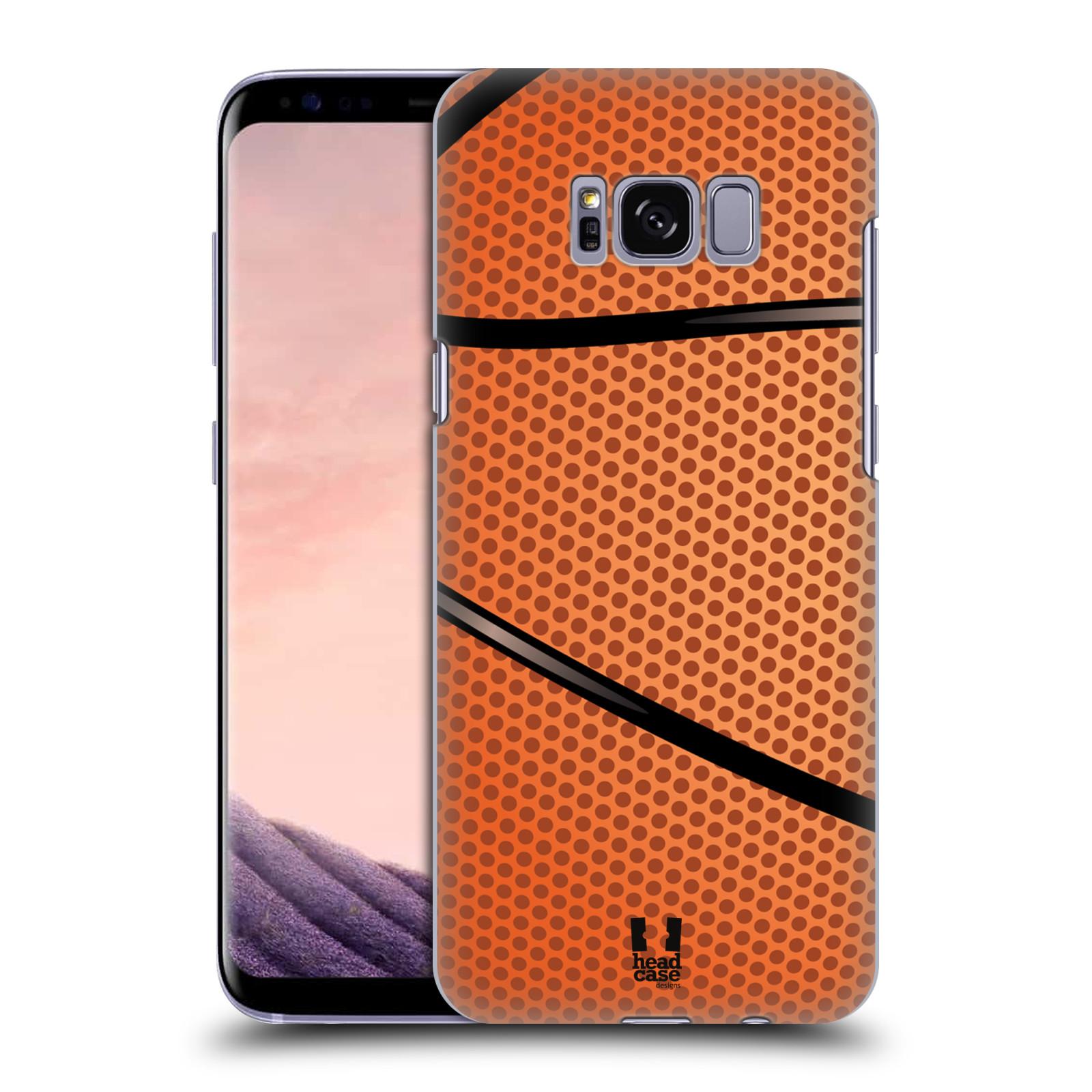 Plastové pouzdro na mobil Samsung Galaxy S8 Head Case BASKEŤÁK