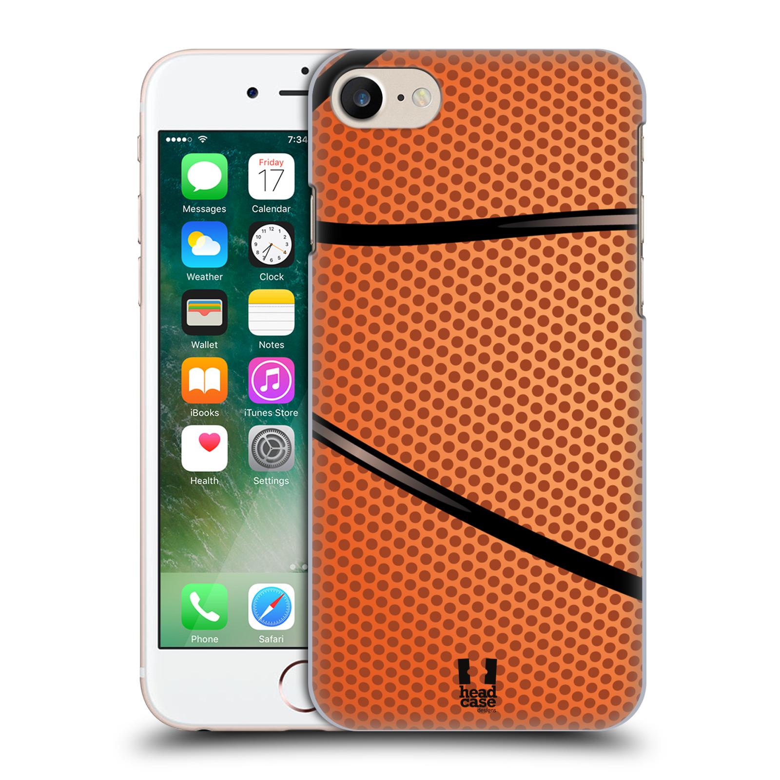 Plastové pouzdro na mobil Apple iPhone 7 HEAD CASE BASKEŤÁK