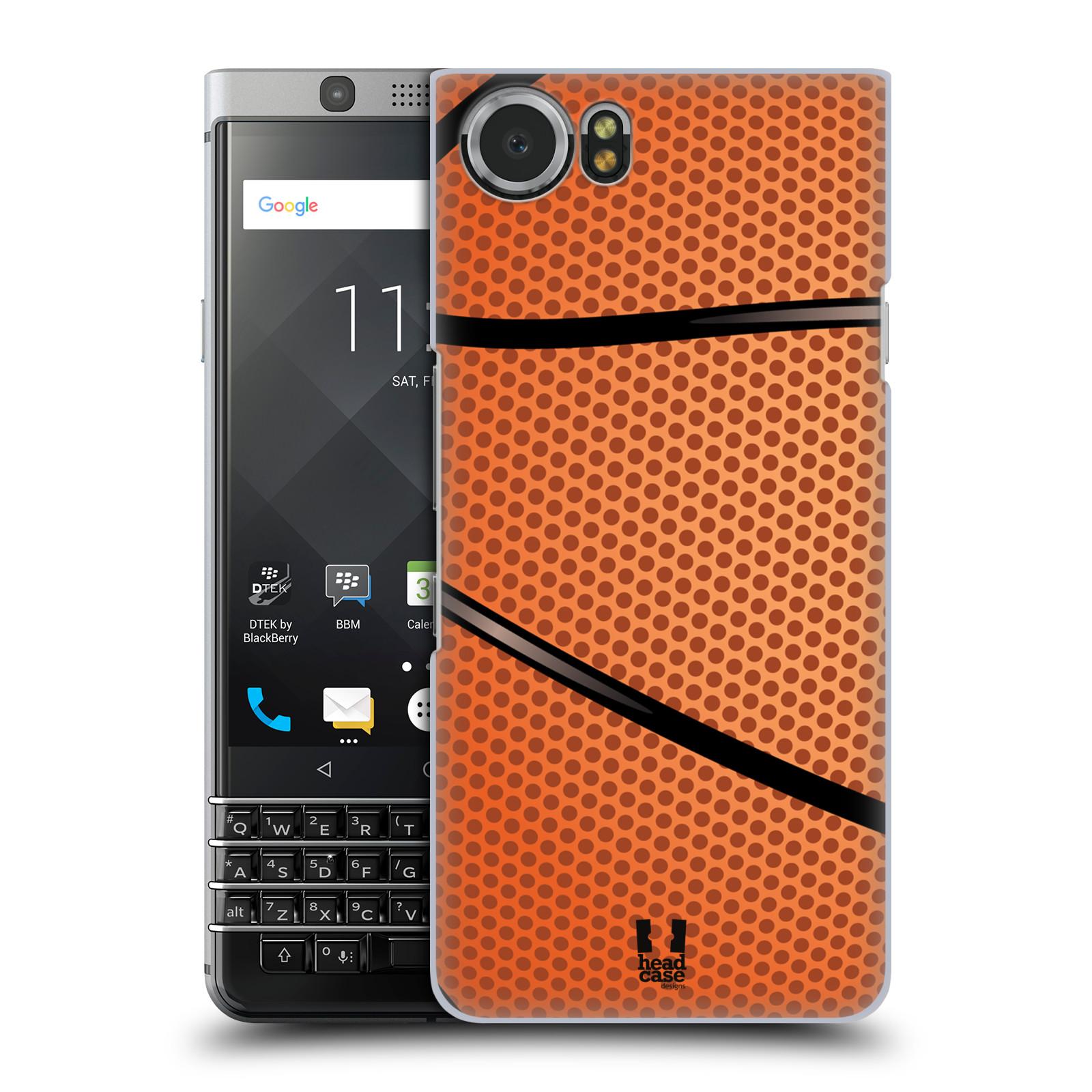 Plastové pouzdro na mobil BlackBerry KEYone - Head Case - BASKEŤÁK