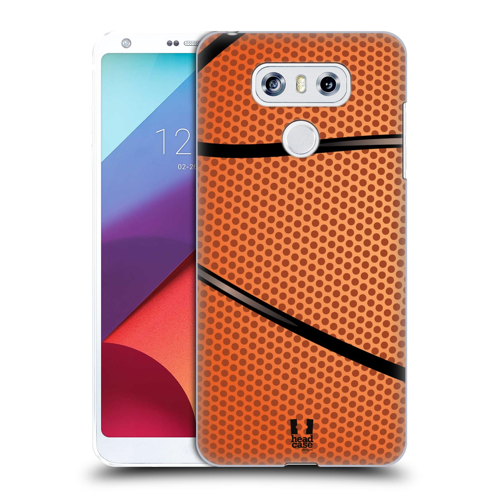 Plastové pouzdro na mobil LG G6 - Head Case BASKEŤÁK