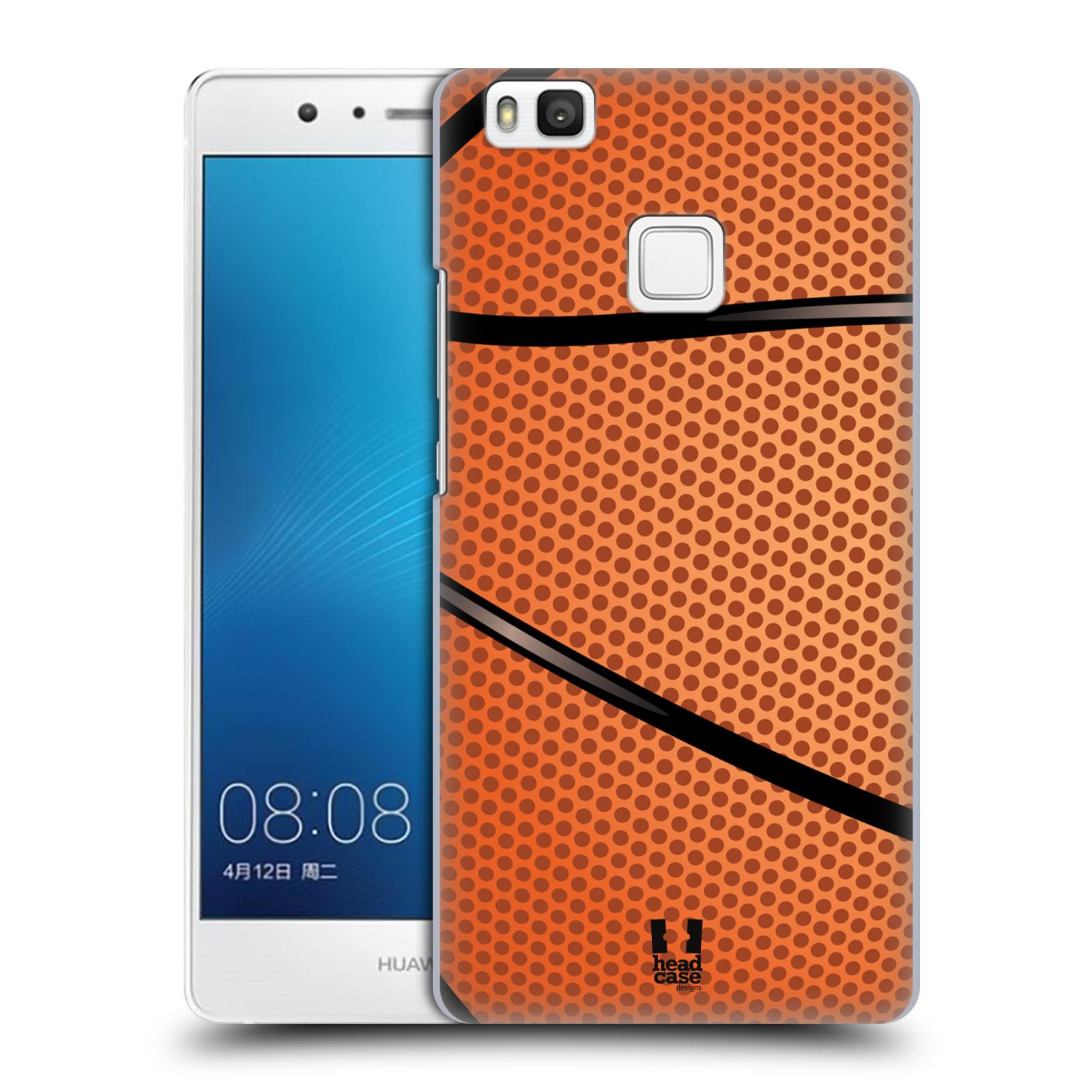 Plastové pouzdro na mobil Huawei P9 Lite HEAD CASE BASKEŤÁK