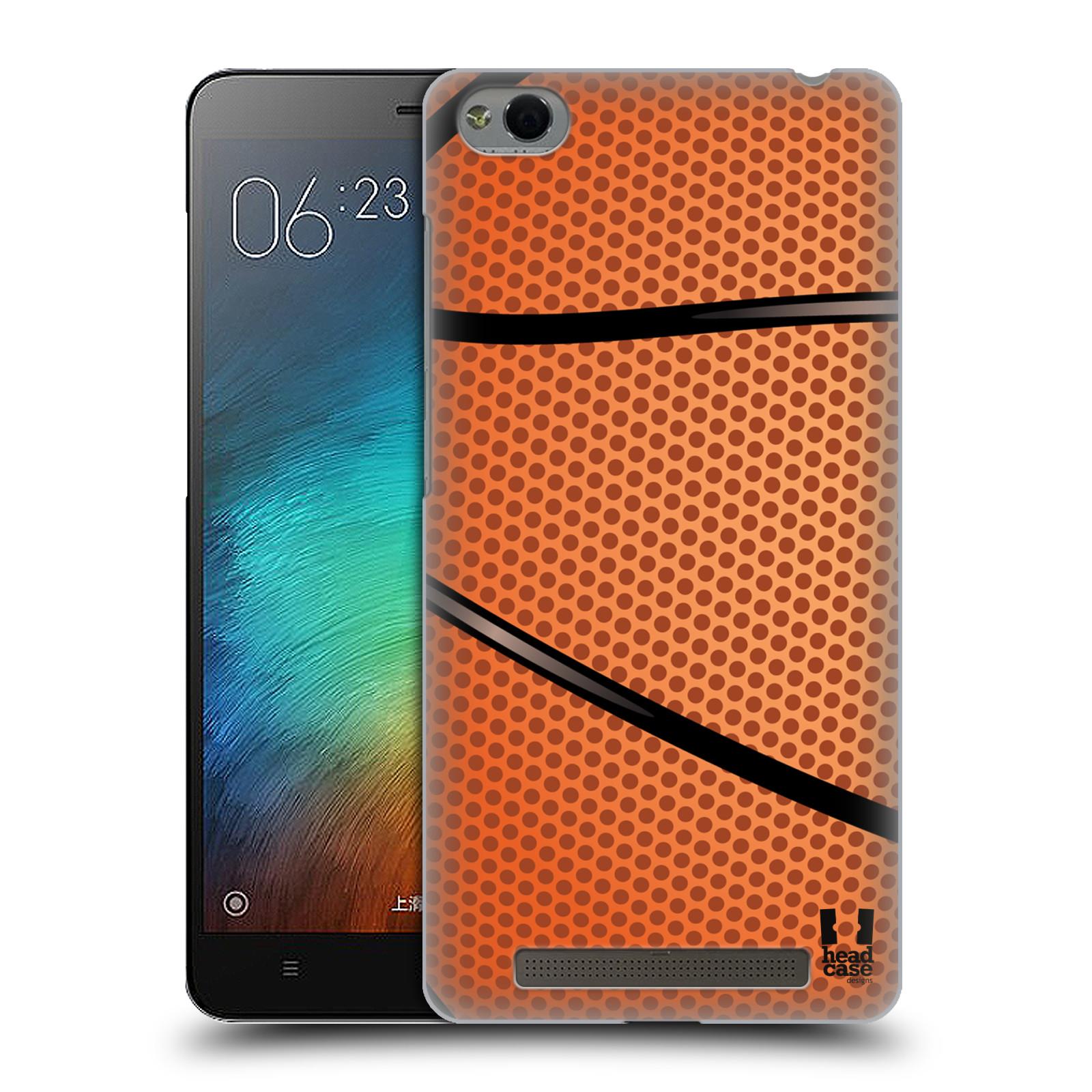 Plastové pouzdro na mobil Xiaomi Redmi 3 HEAD CASE BASKEŤÁK