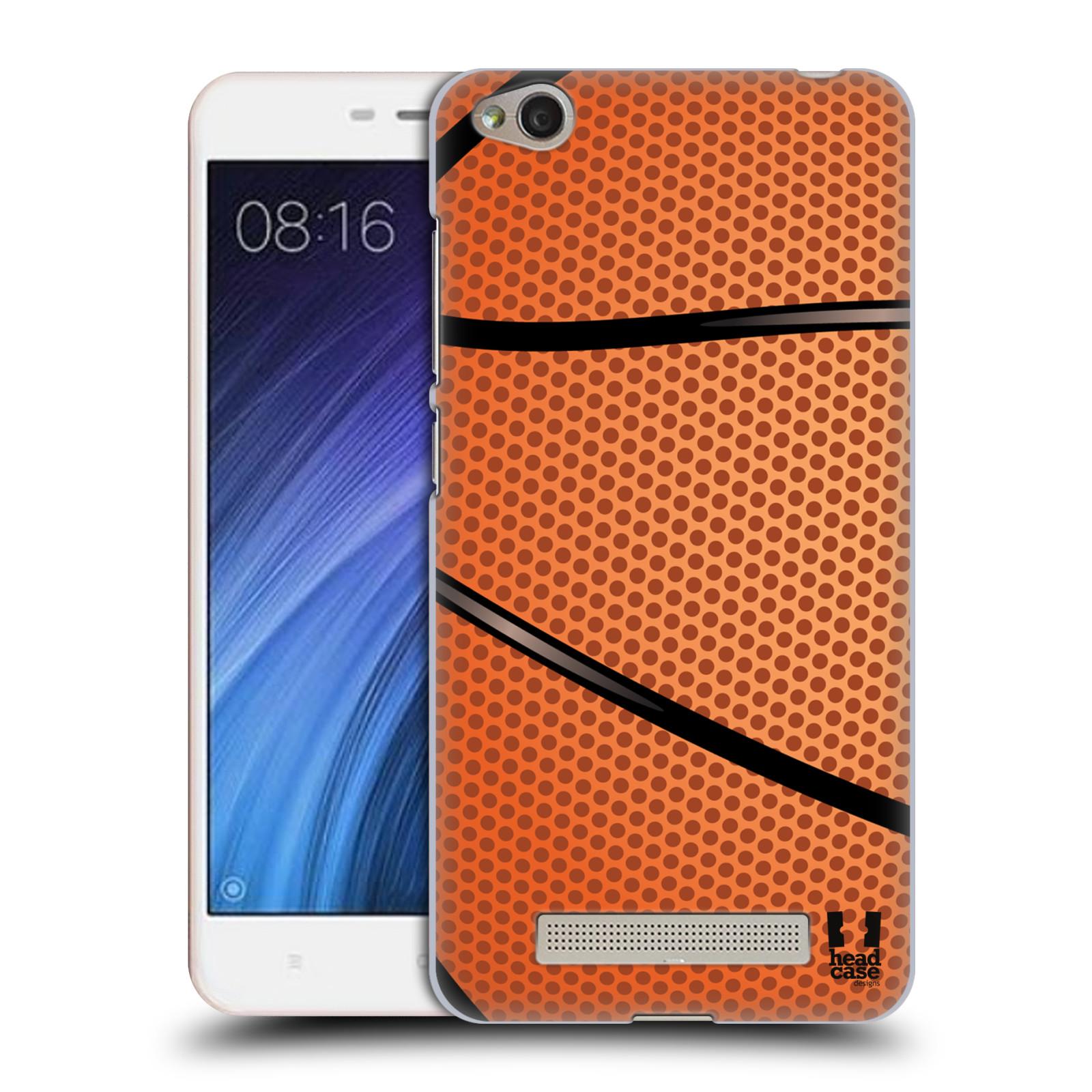 Plastové pouzdro na mobil Xiaomi Redmi 4A HEAD CASE BASKEŤÁK